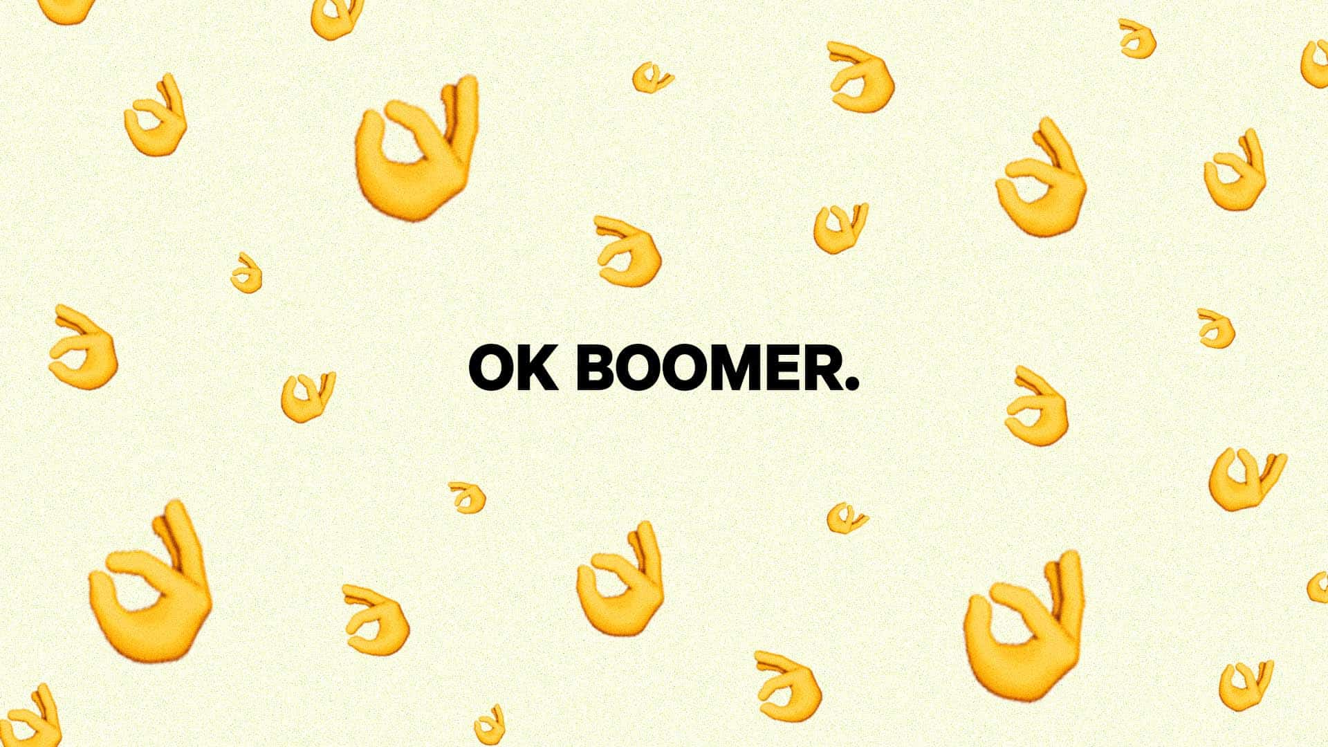 ok boomer io sono giorgia