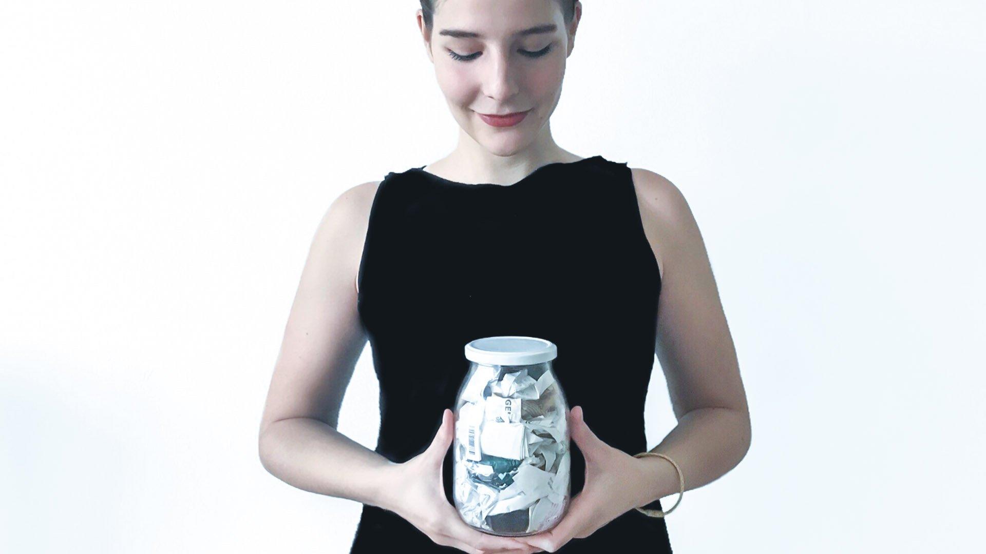 Bianca Mularoni di Zero Waste punta a uno stile di vita a zero rifiuti