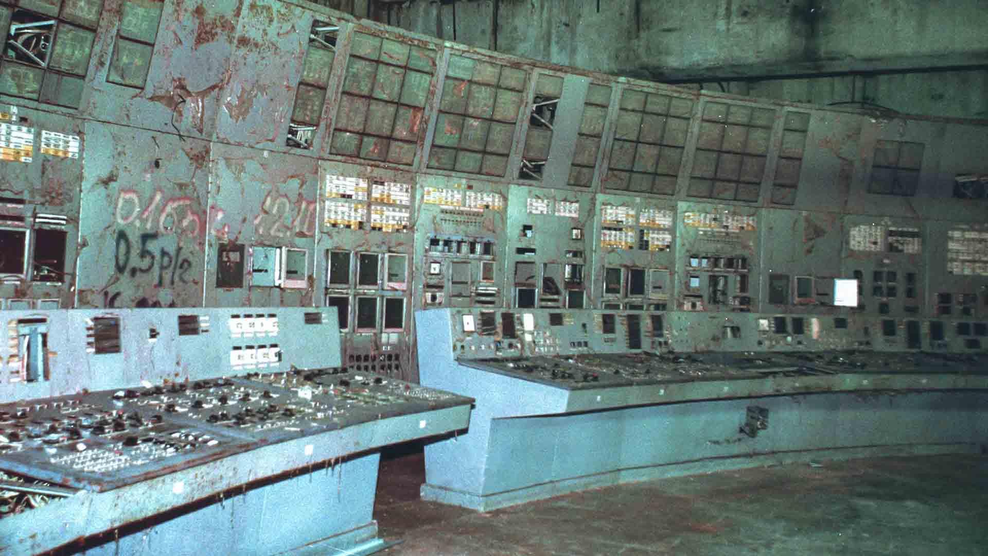 Oggi Chernobyl è il fantasma di cemento del progresso nucleare
