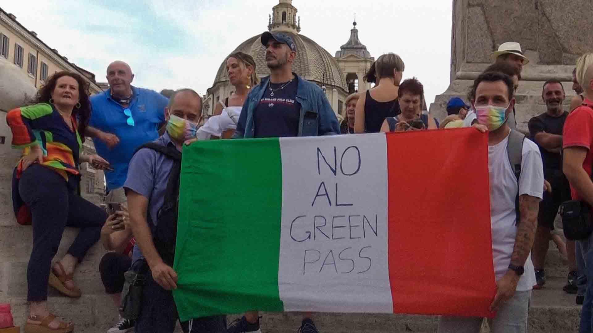 Chi si oppone al Green Pass?