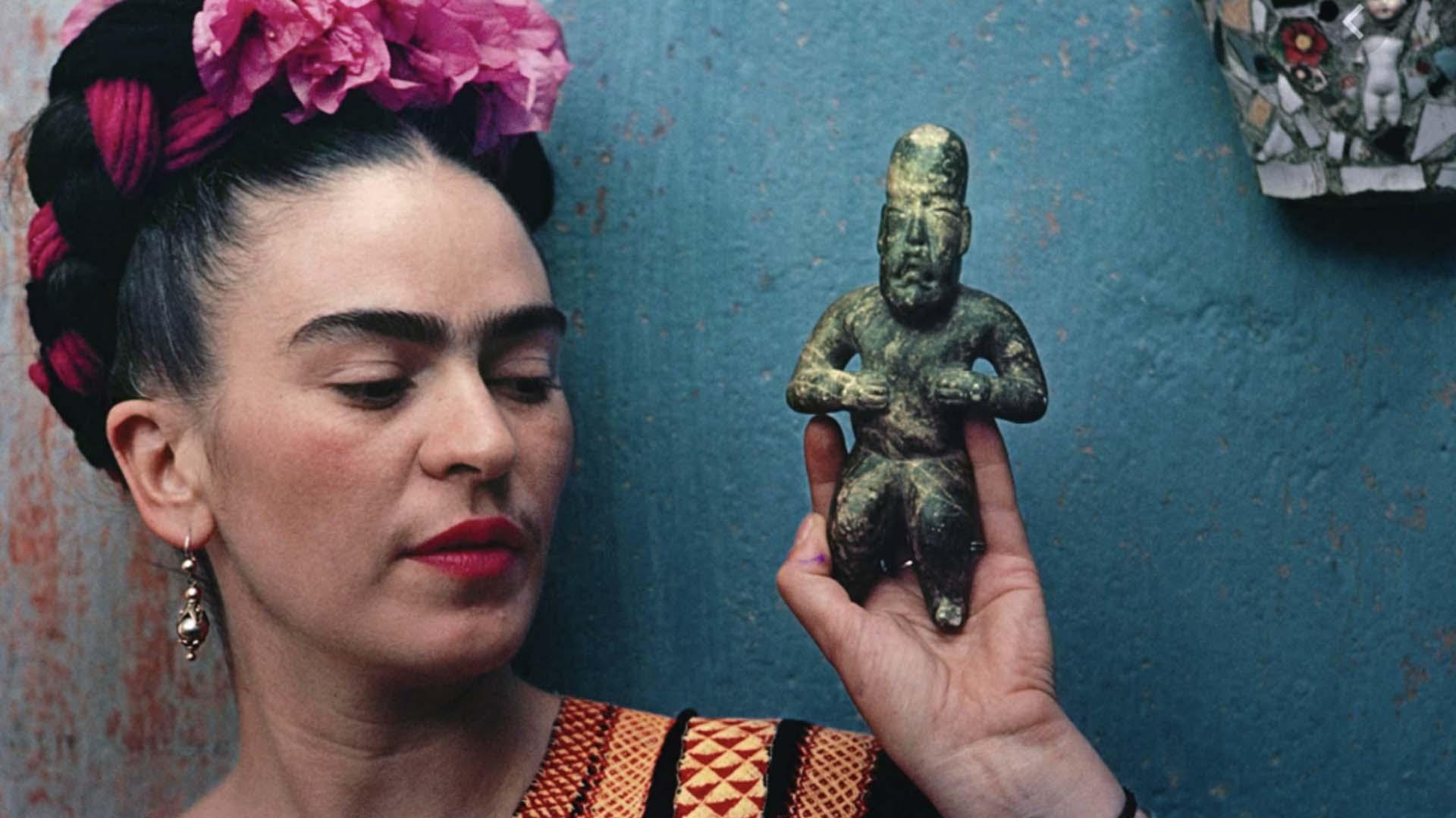 Frida Kahlo ha impresso un segno nell