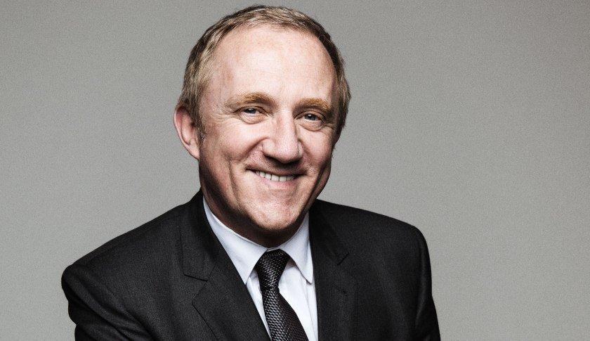 Francois-Henri Pinault, presidente di Kering, ha donato 100 milioni di euro per Notre-Dame