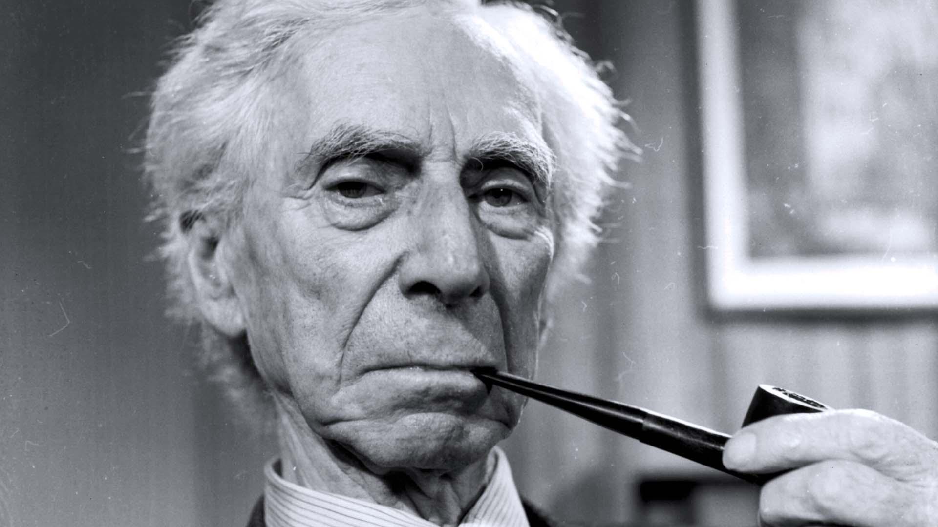 Bertrand Russell ha scritto l