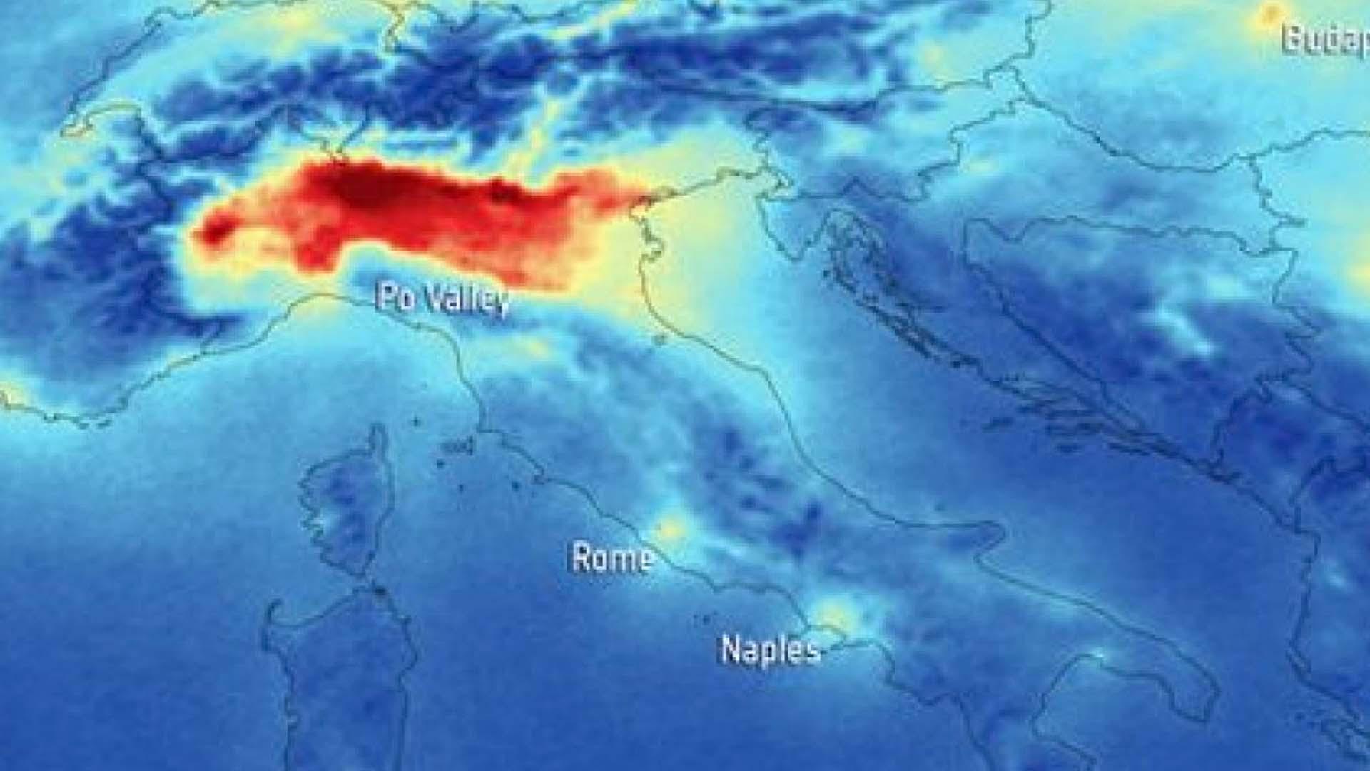 Inquinamento atmosferico in Pianura Padana