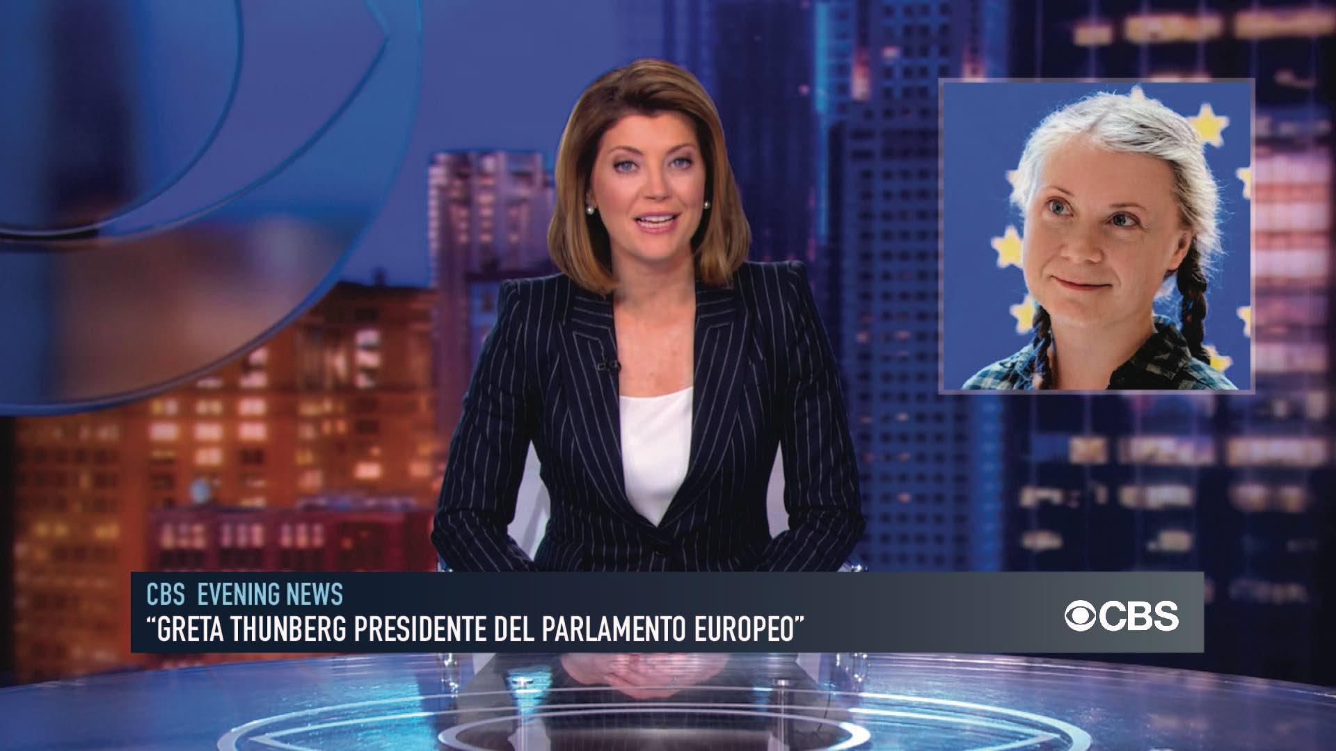 Greta Thunberg dalle piazze alla presidenza del Parlamento Europeo