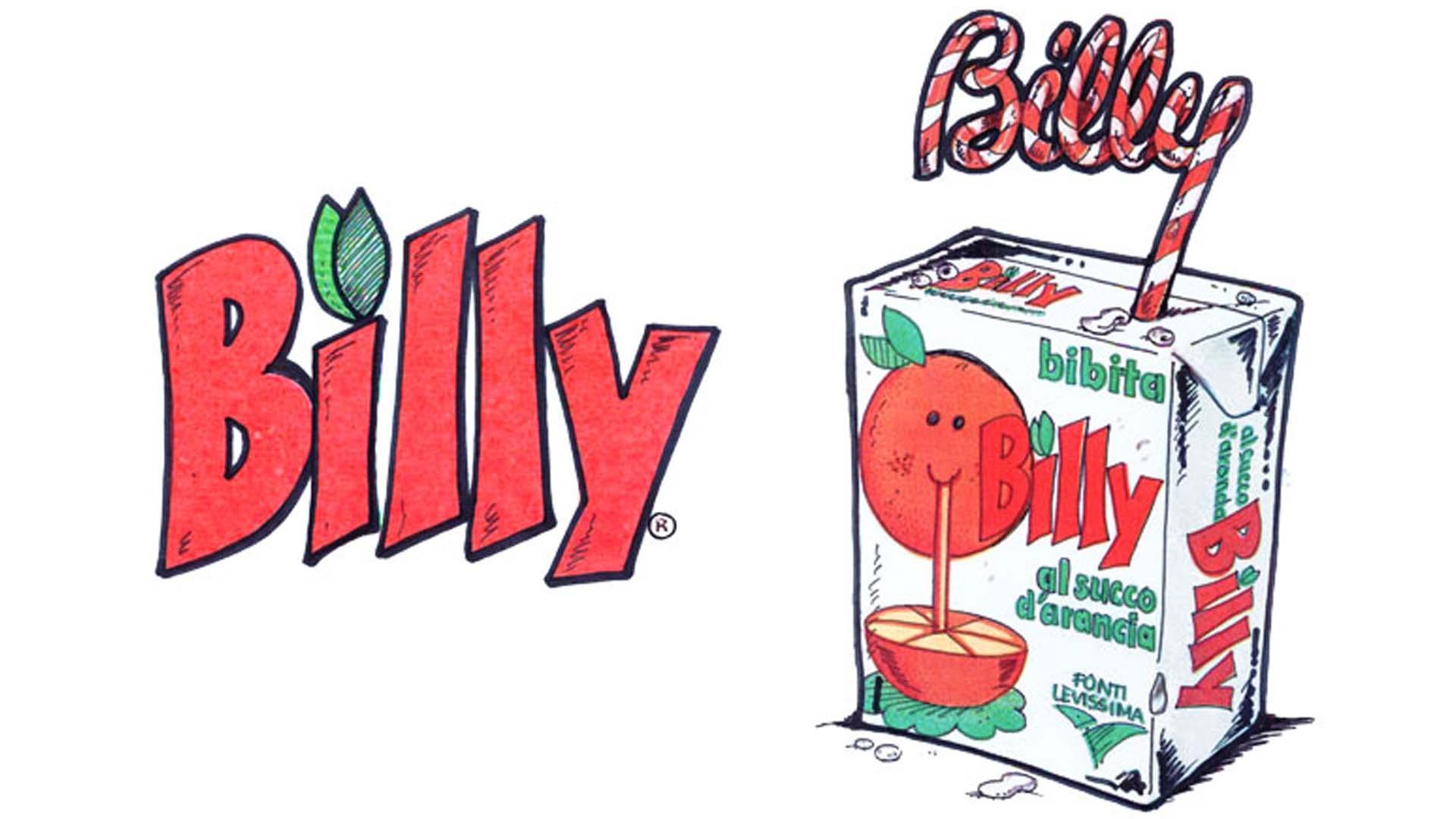 Il Billy era il succo di frutta degli anni
