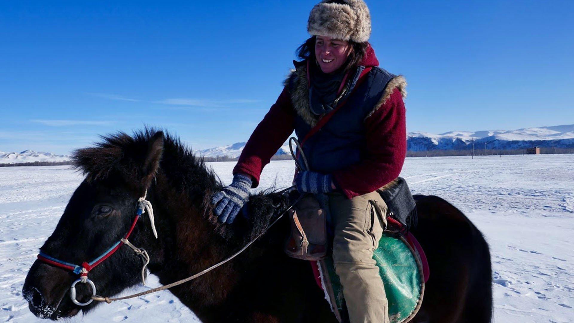 viaggiare a cavallo