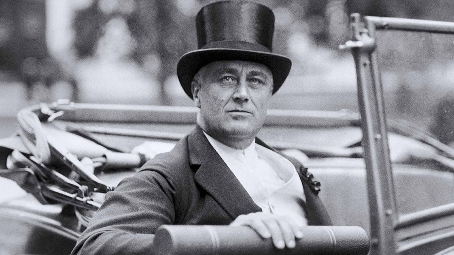 Franklin Delano Roosevelt è stato Presidente degli USA per quattro volte