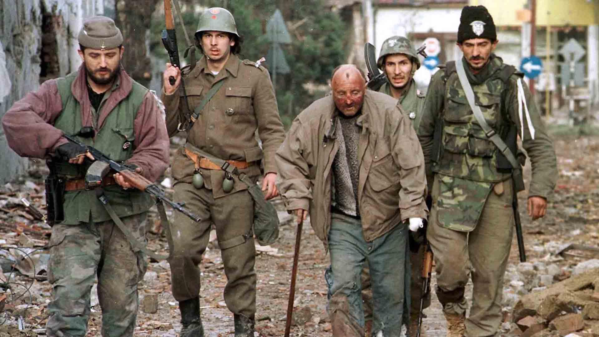 La guerra in Jugoslavia è stata l