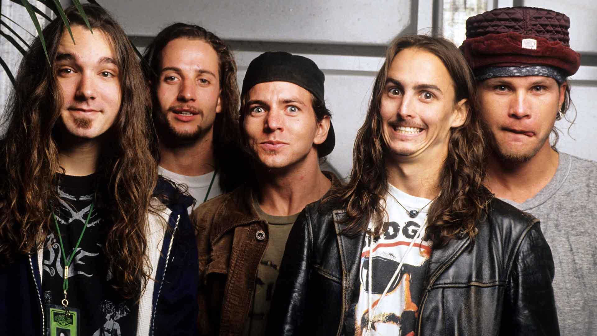 I Pearl Jam hanno fatto la storia del movimento grunge