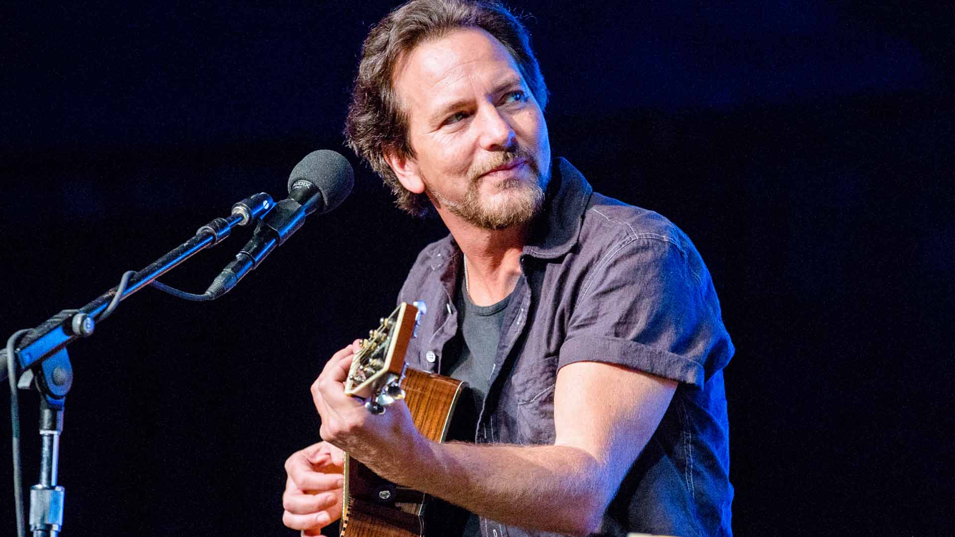 Quella volta che Eddie Vedder improvvisò una cover band a