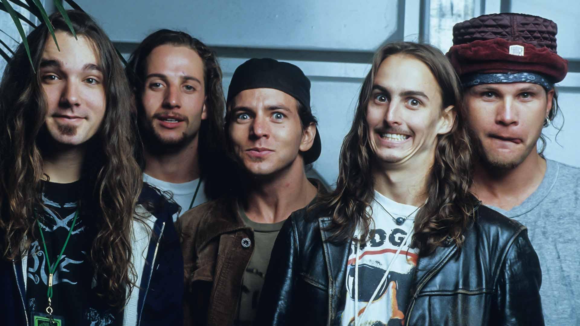 I Pearl Jam, come i Nirvana, furono la band degli anni Novanta