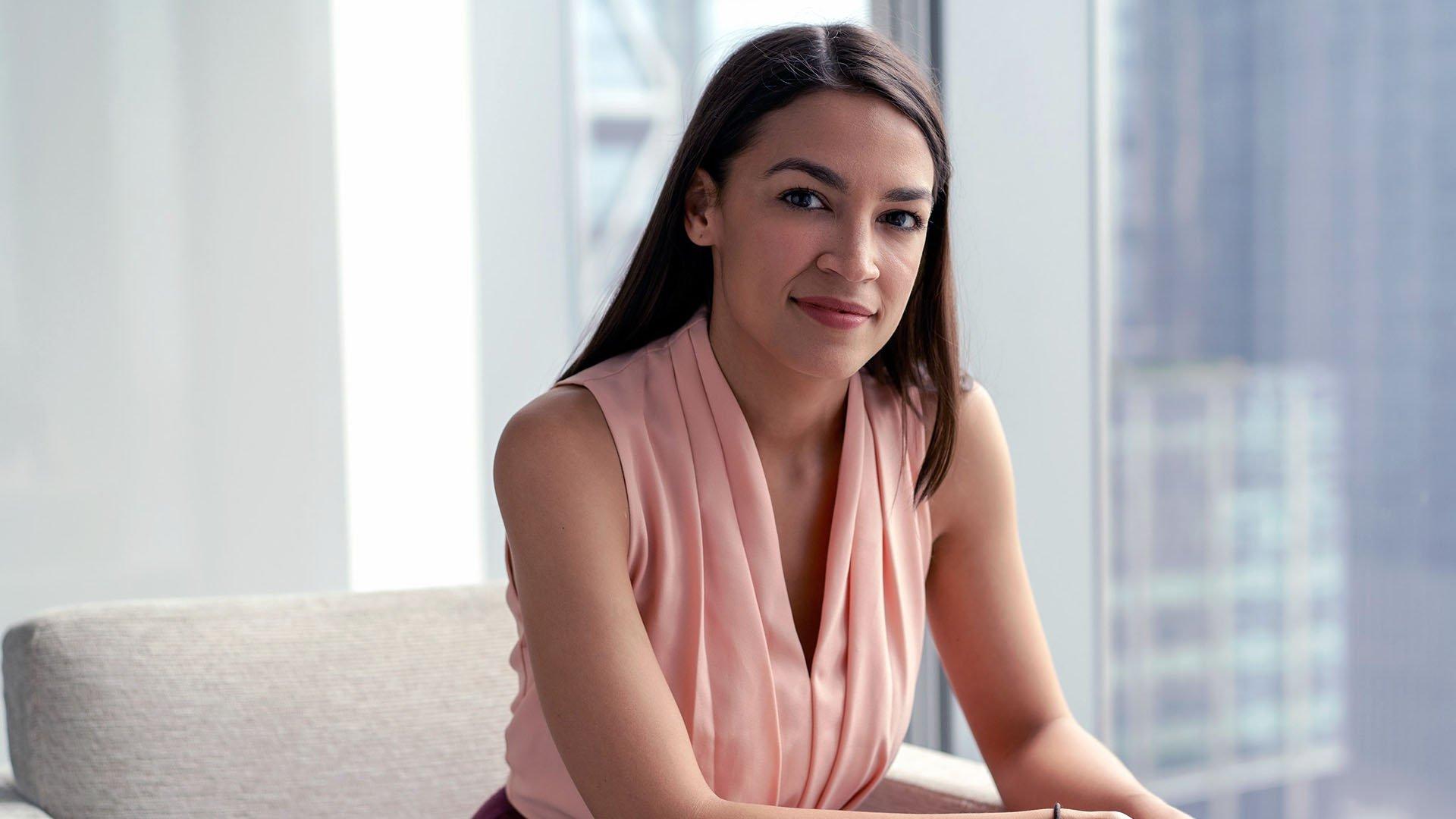Alexandria Ocasio-Cortez è la promessa politica americana apparsa anche su Netflix