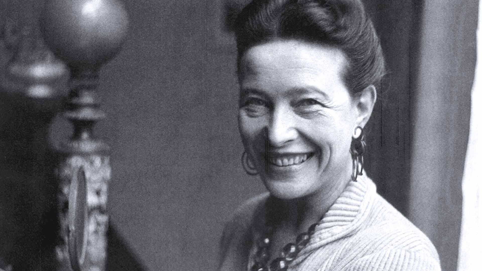 Simone de Bauvoir scrisse una lettera a Sartre durante il nazismo