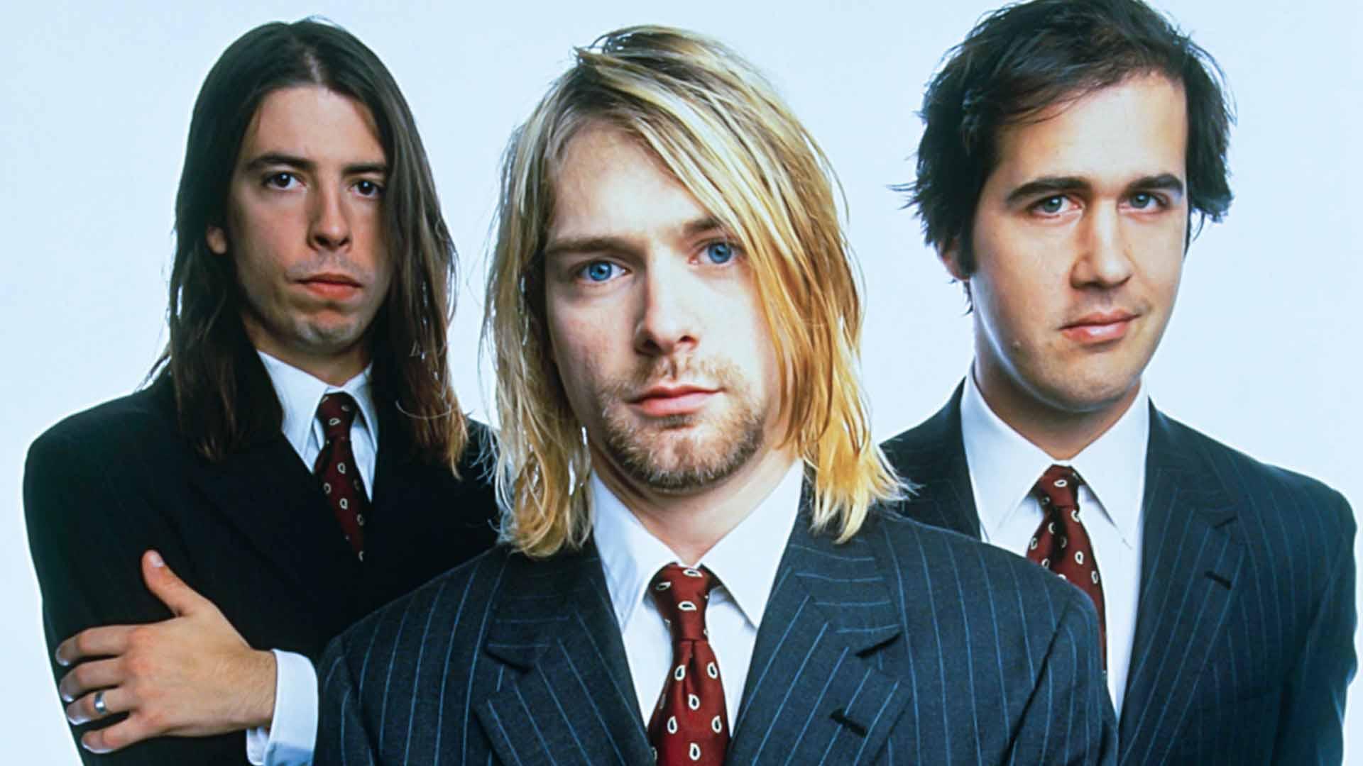 I Nirvana furono il punto di riferimento della Generazione X