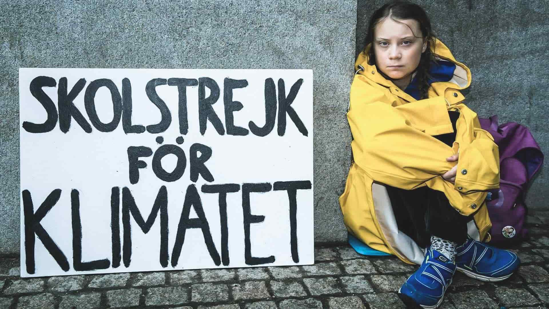 Tutto è iniziato con lo sciopero scolastico di Greta Thunberg