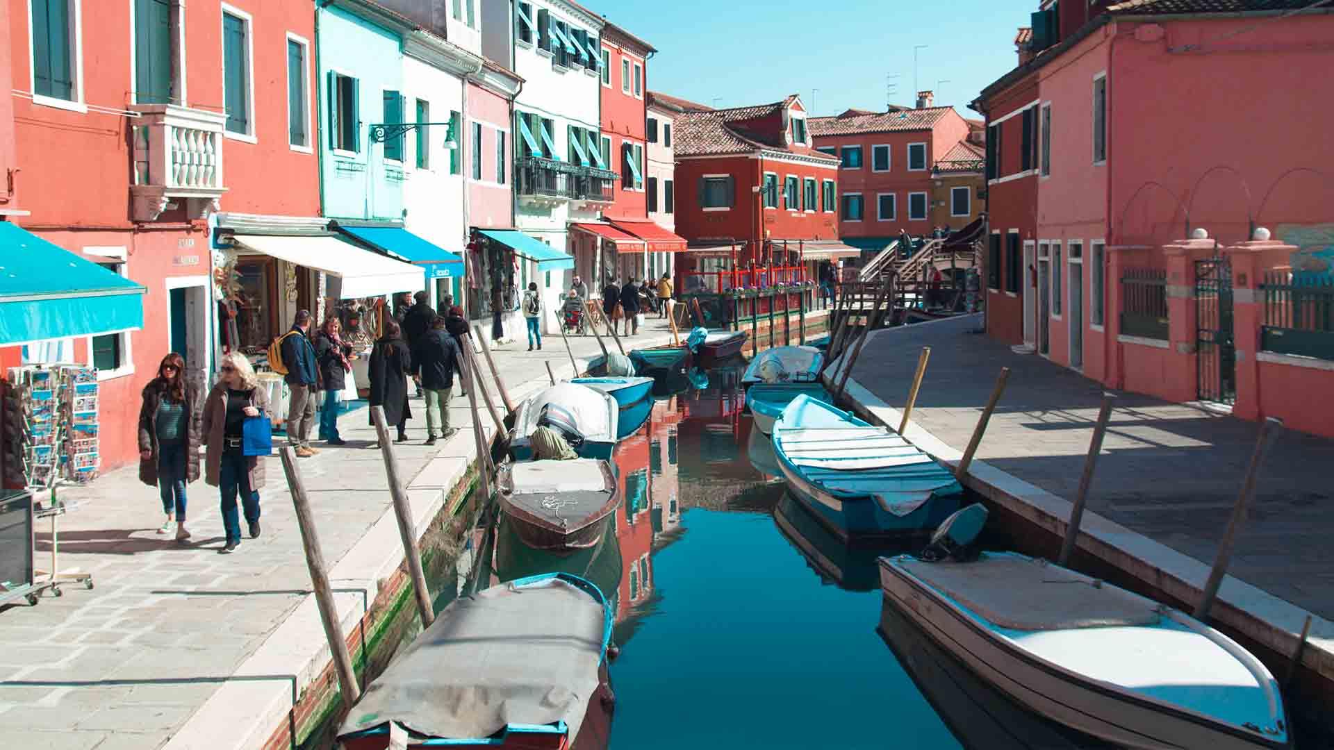 Venezia, con 20 milioni di visitatori, è la capitale mondiale dell