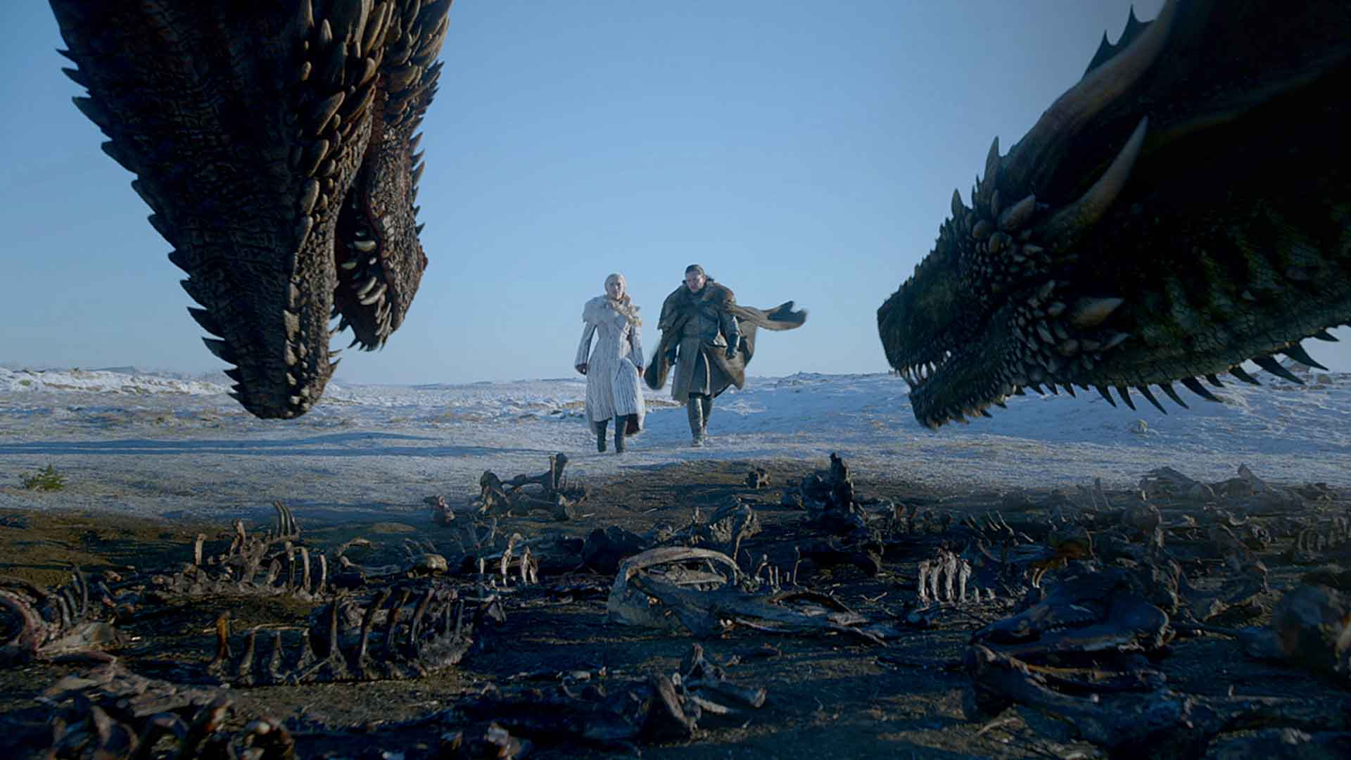 Game of Thrones ha vinto su Vikings