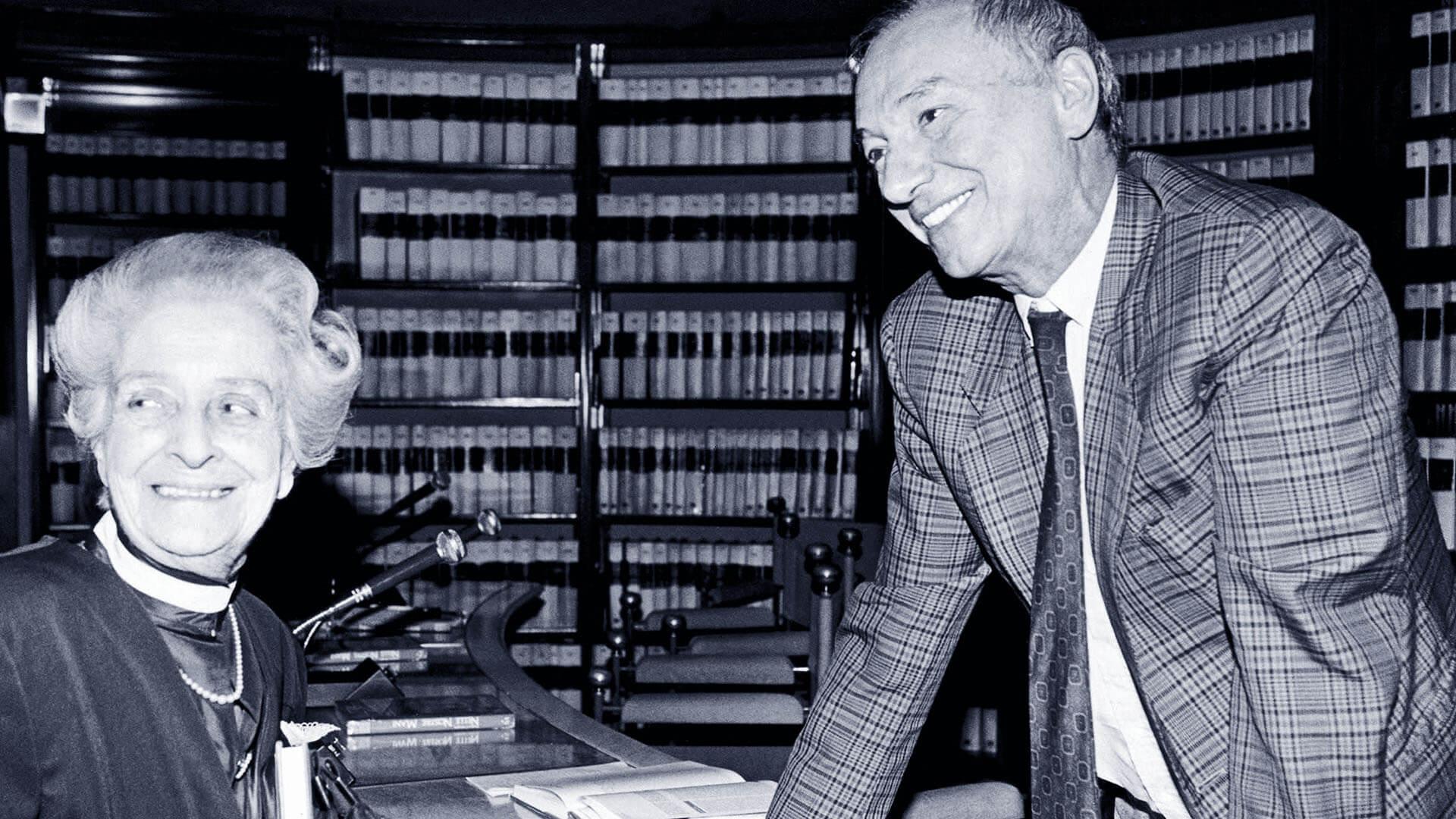 Rita Levi Montalcini e l