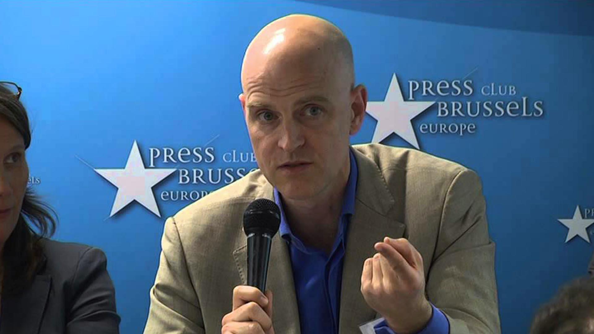 Jorgo Riss, direttore di Greenpeace