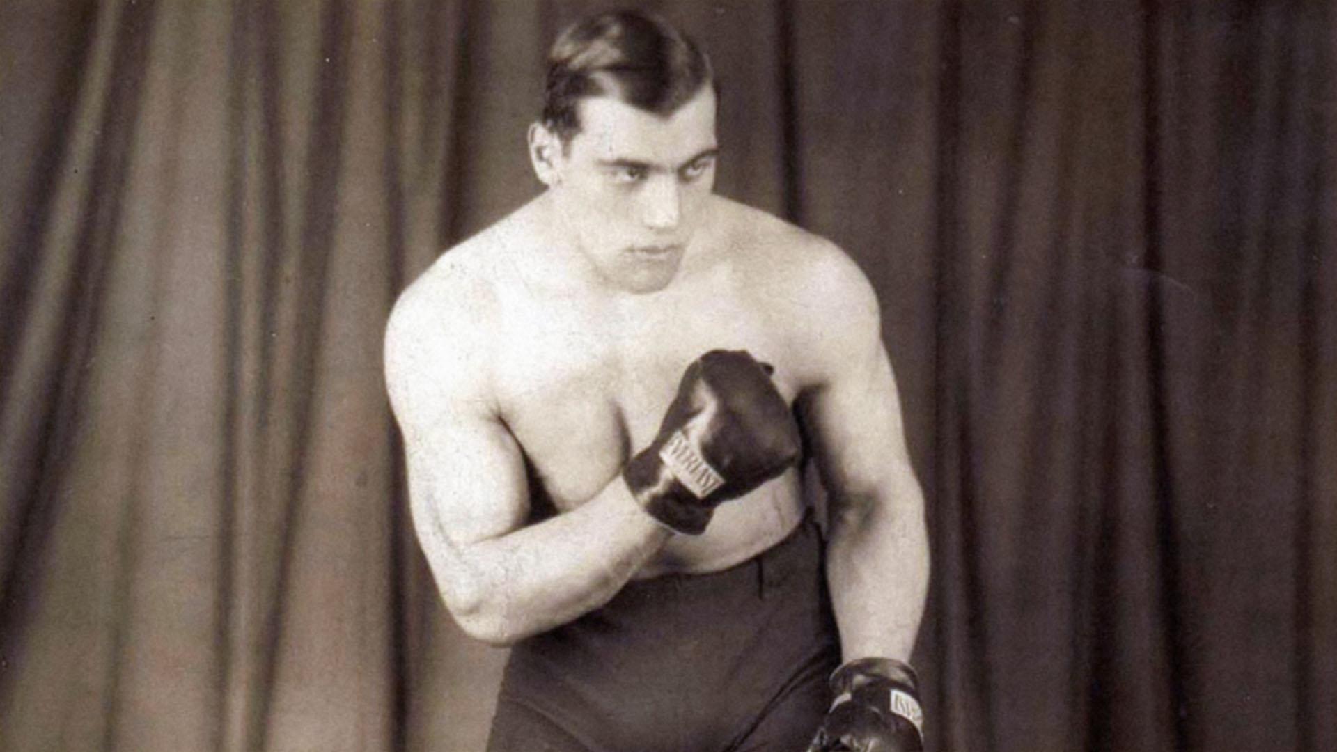 Primo Carnera, campione mondiale di pesi massimi