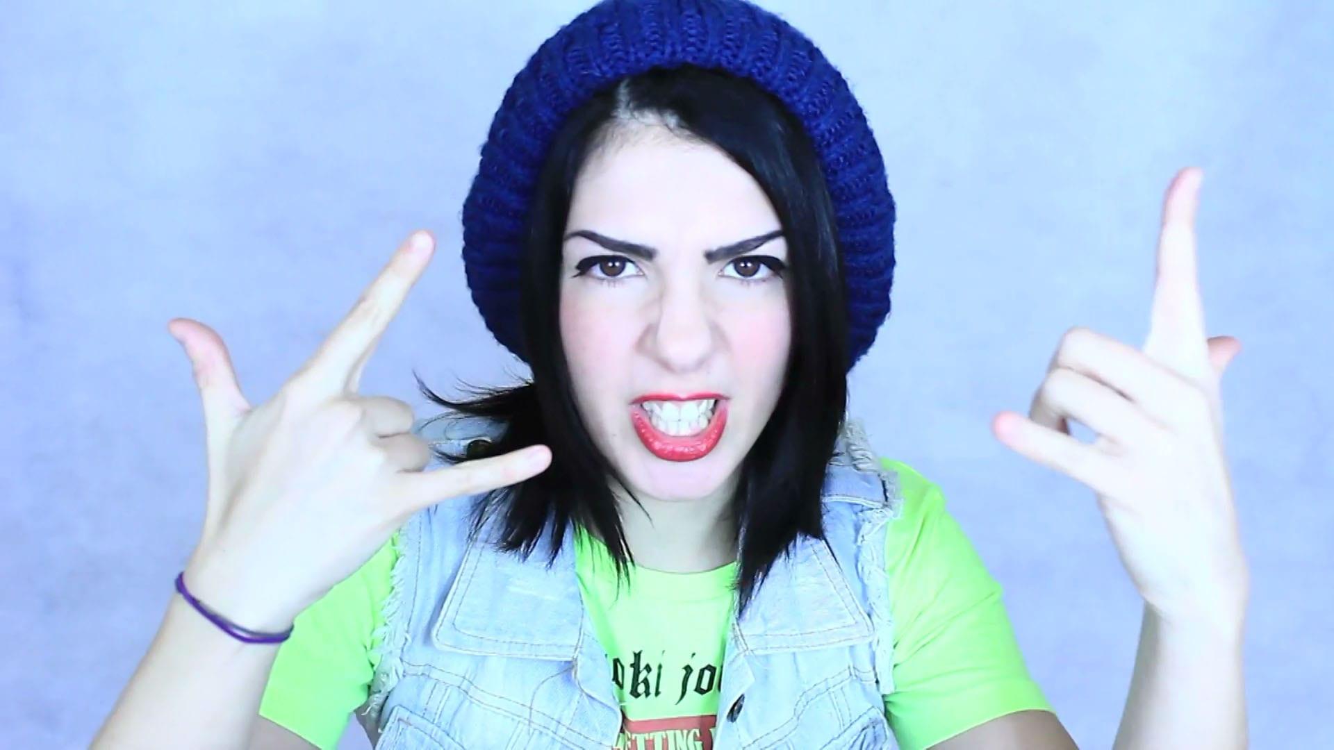 Violetta Rocks è una delle più importanti youtuber di cinema e serie tv