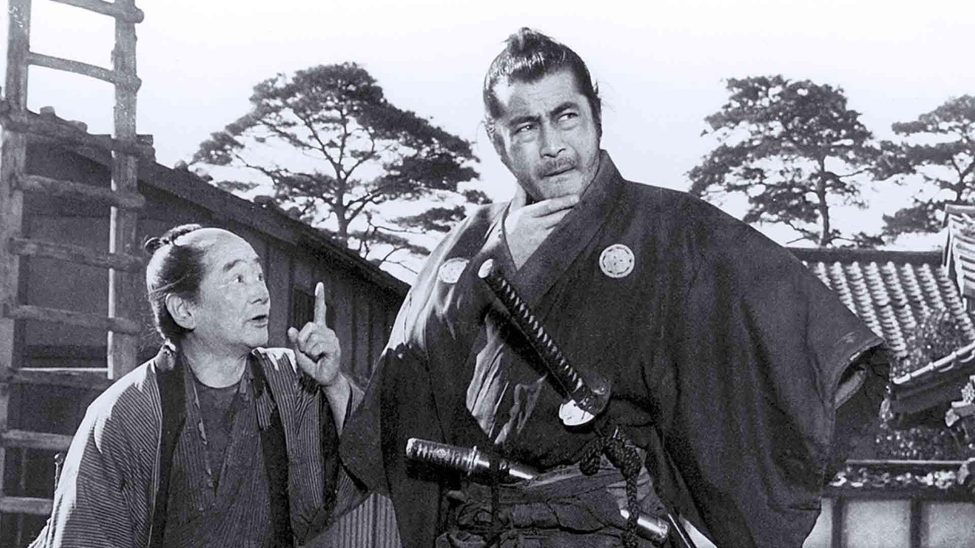 Yojinbo di Akira Kurosawa