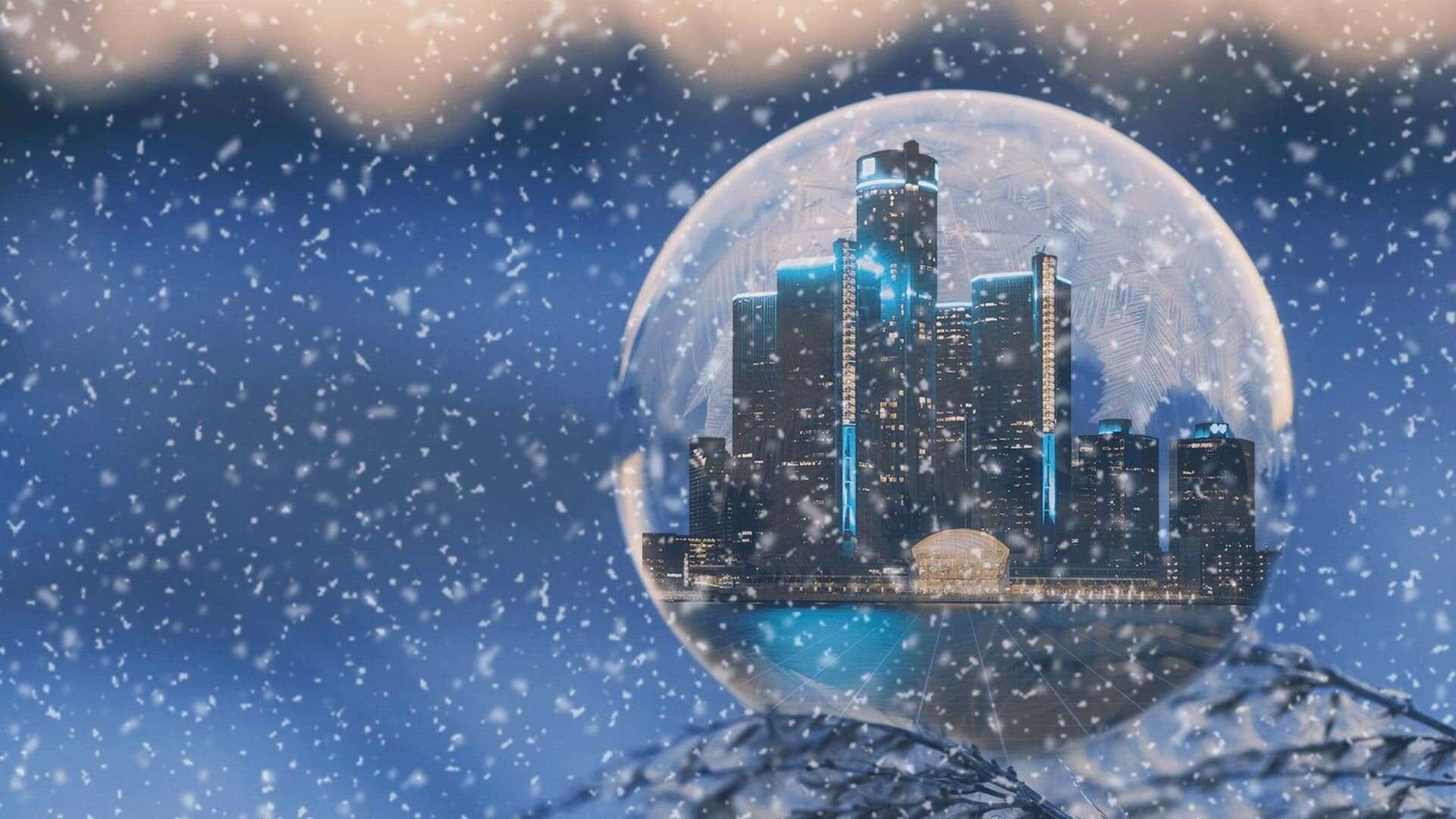 Il Natale 2050 senza il cambiamento climatico