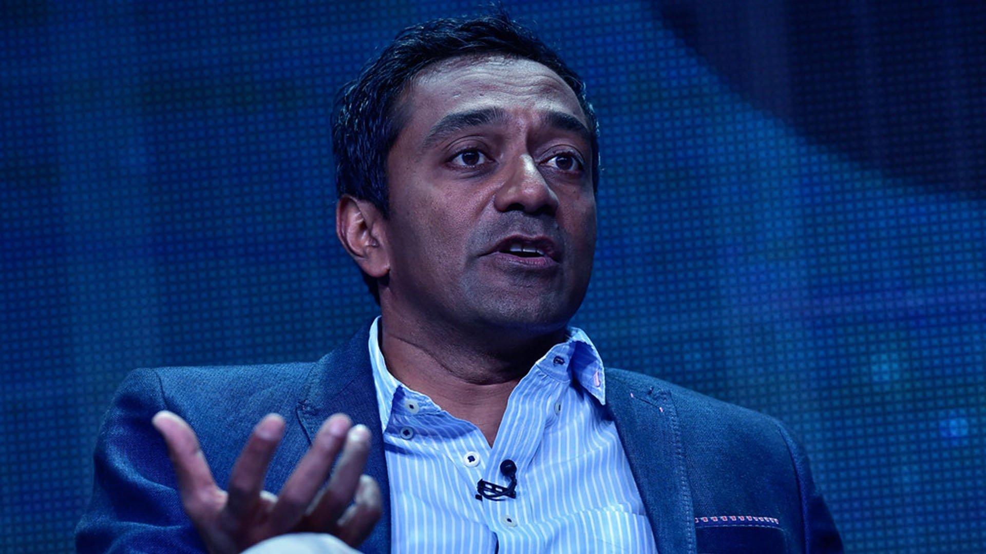 Il Dr. M. Sanjayan è un famoso scienziato conservazionista