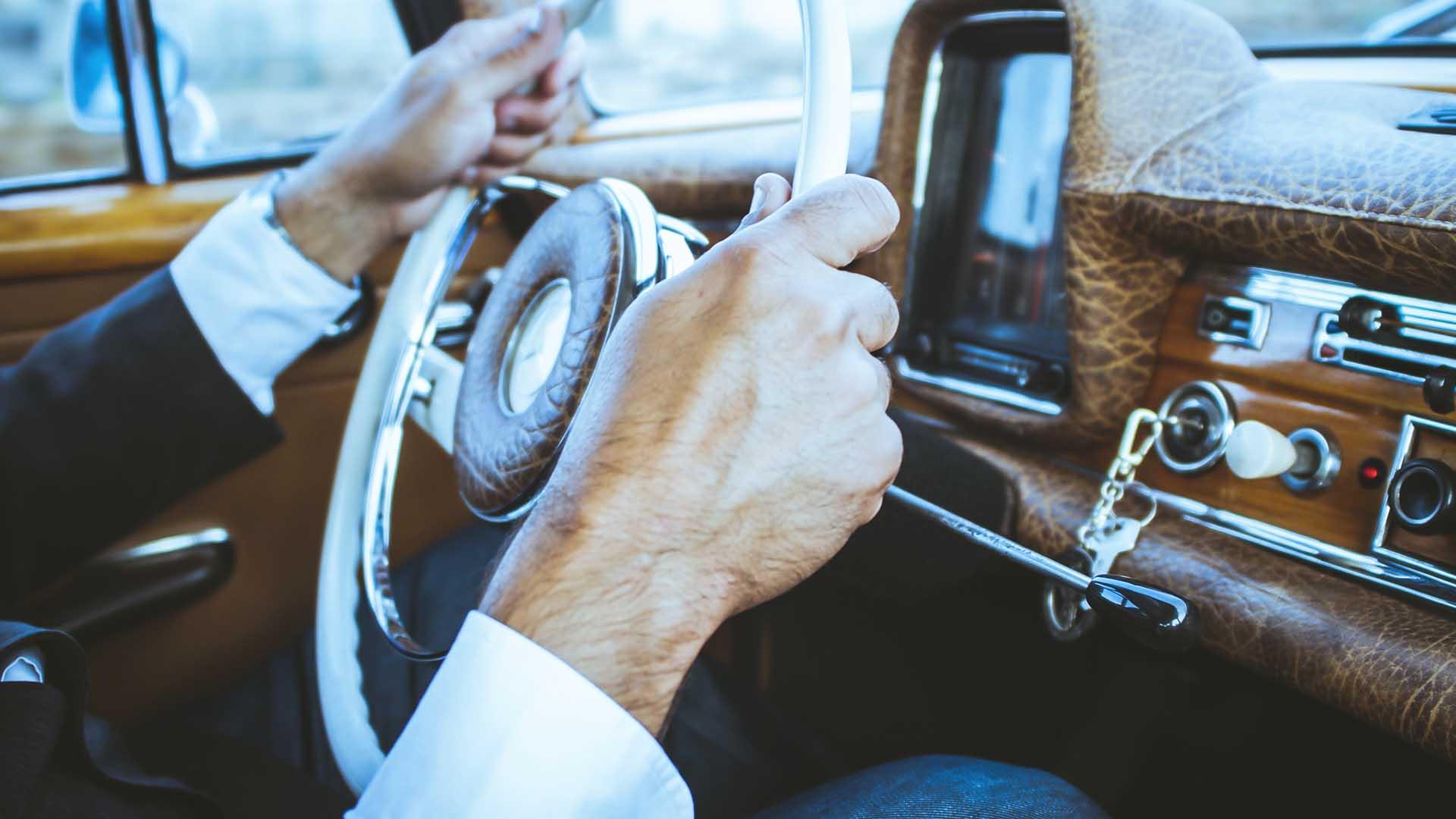 La macchina da semplice veicolo divenne un vero e proprio ambiente di vita