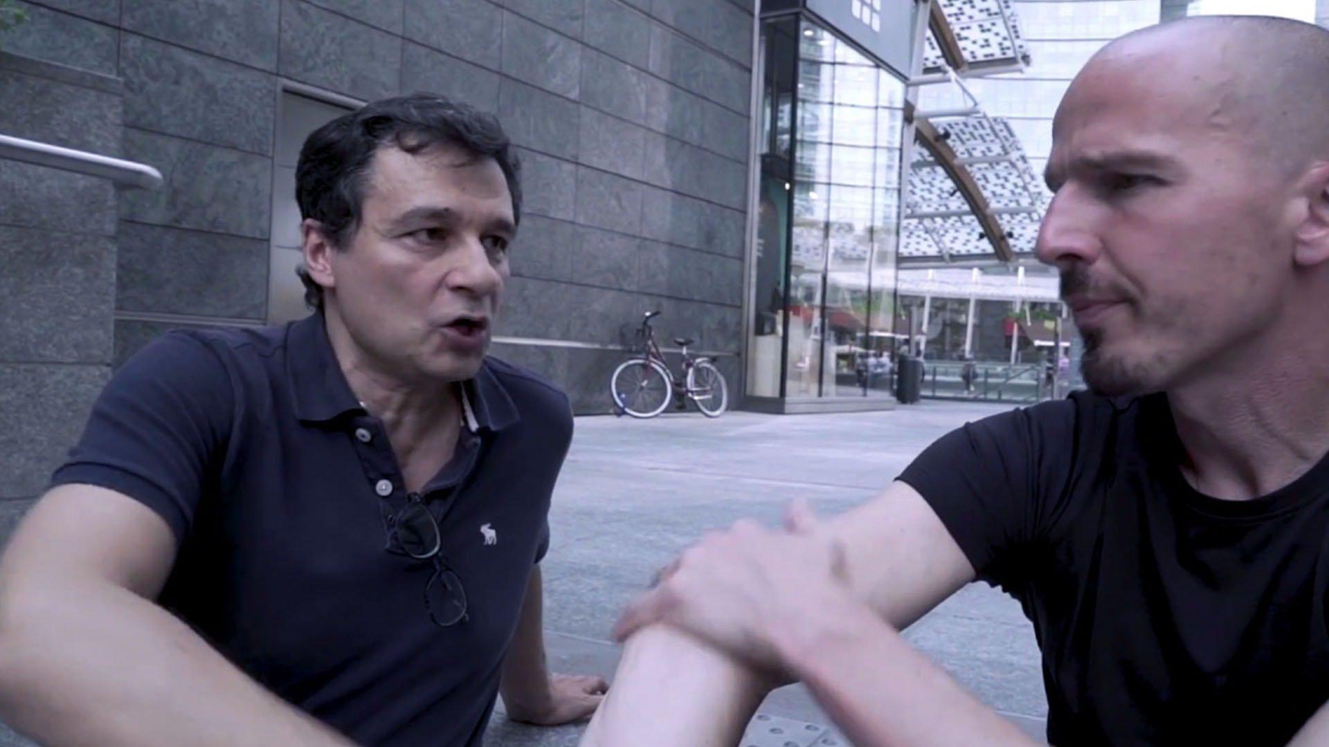 Dario Bressanini ha parlato dei suoi hater con Marco Montemagno
