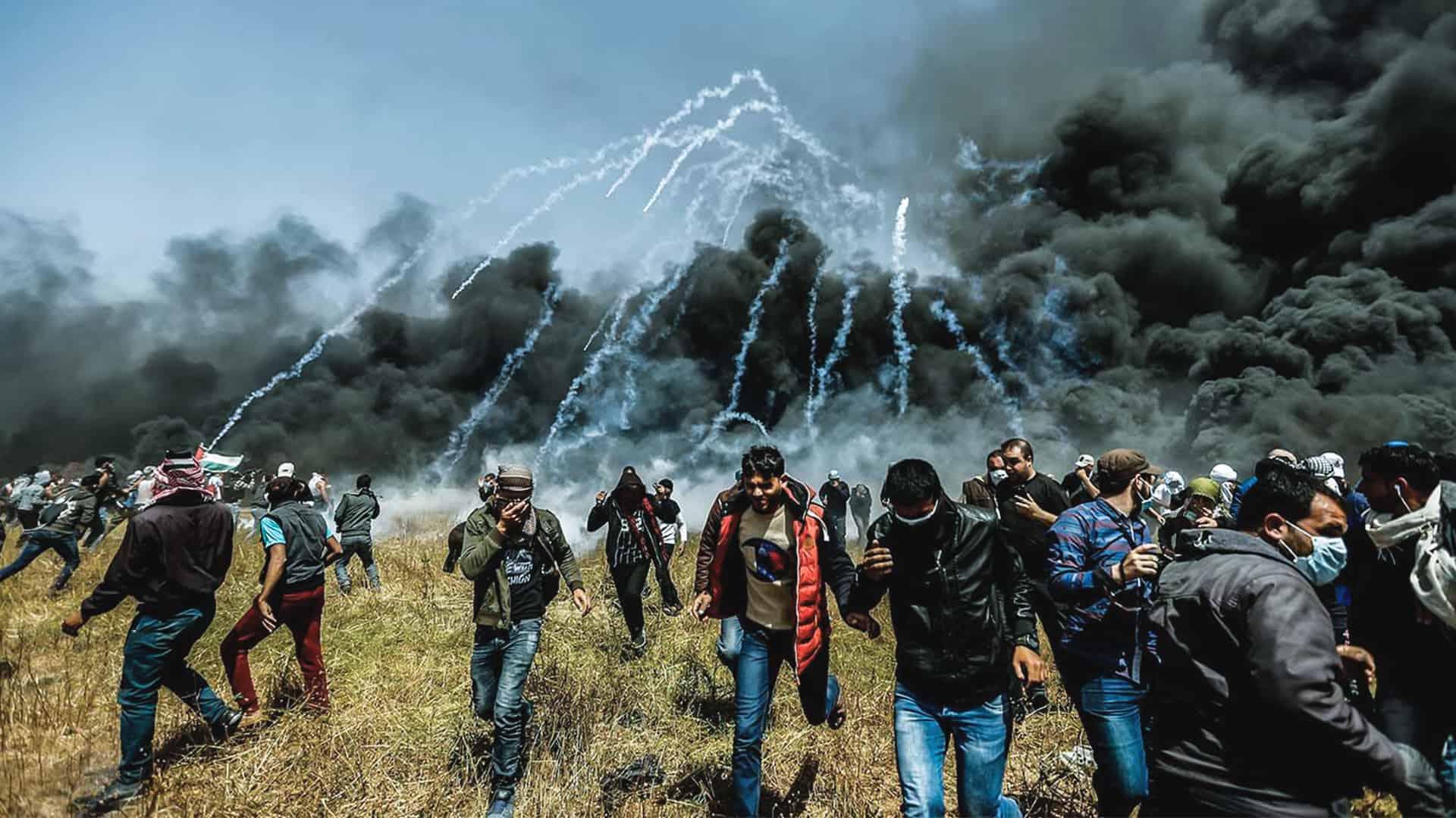 La segregazione e le violenze nella Striscia di Gaza stonano con l