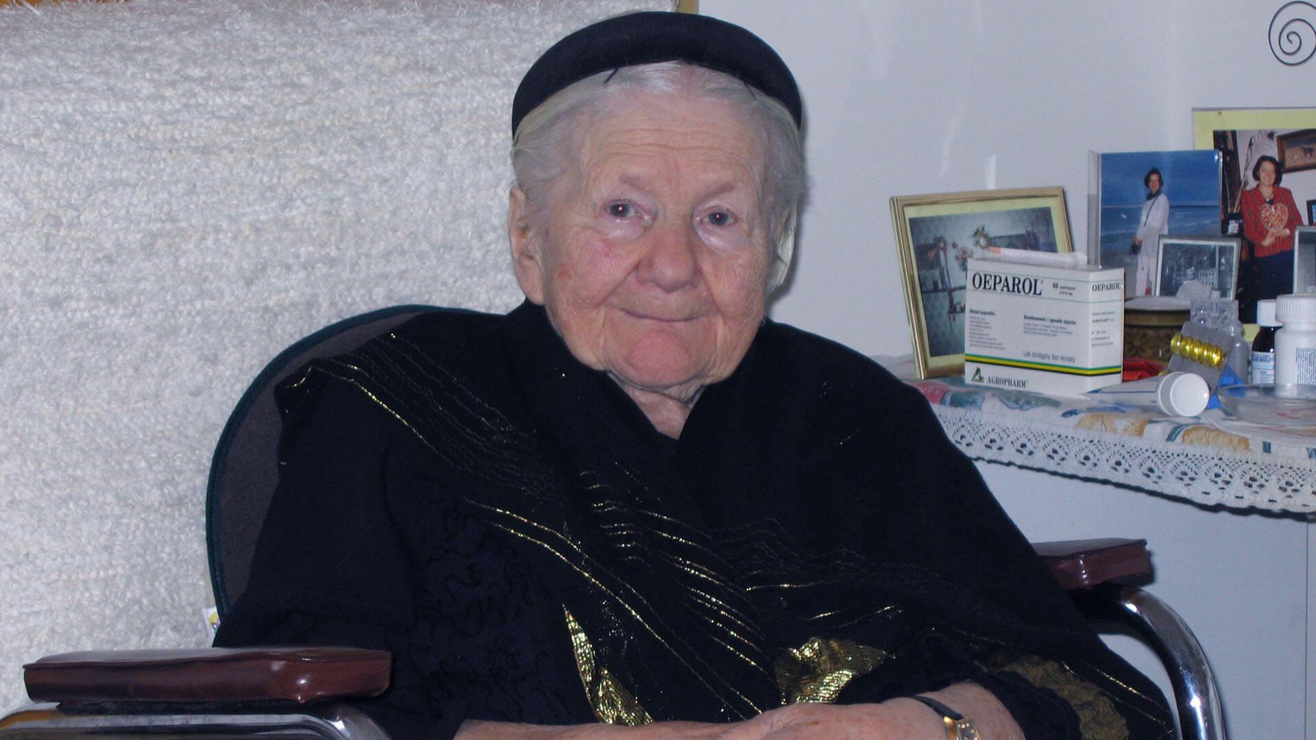 Irena Sendler è morta nel 2008