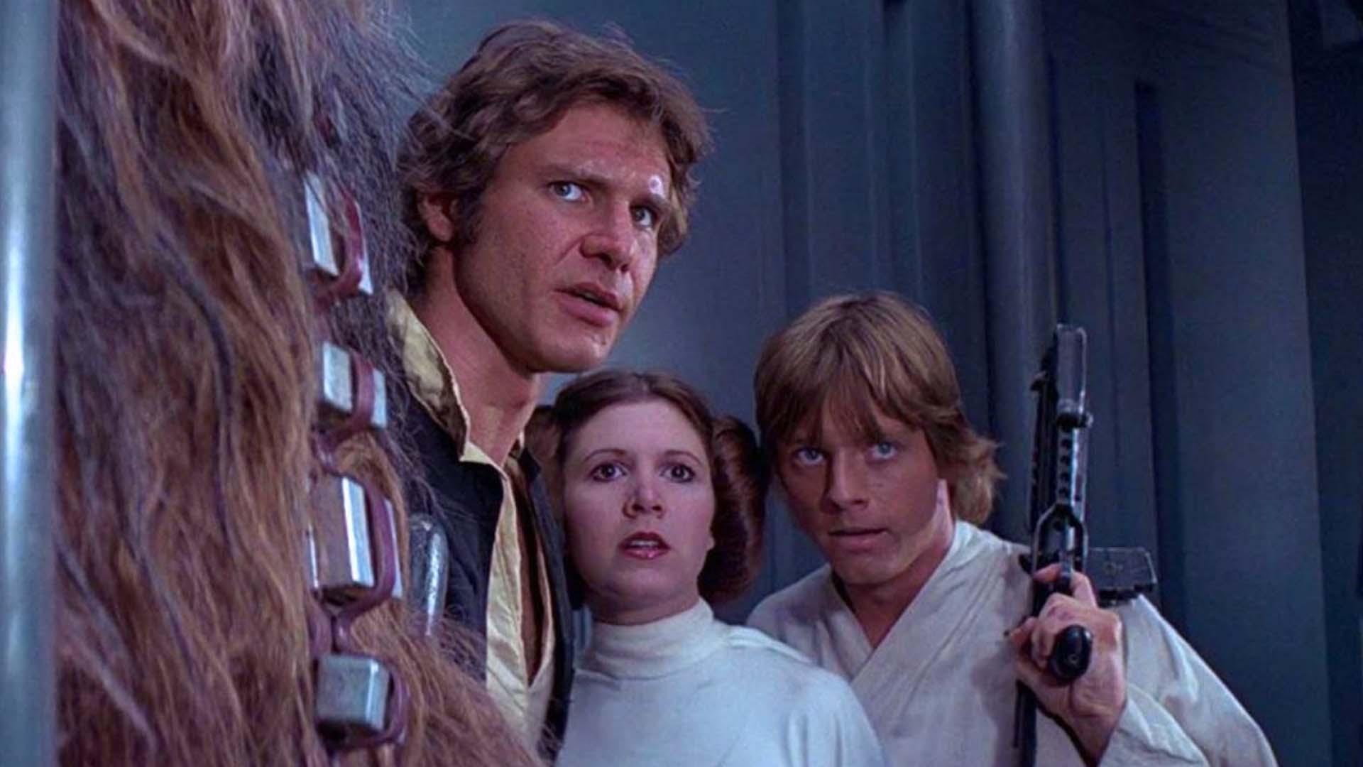 I personaggi di Star Wars ci hanno accompagnato per decenni
