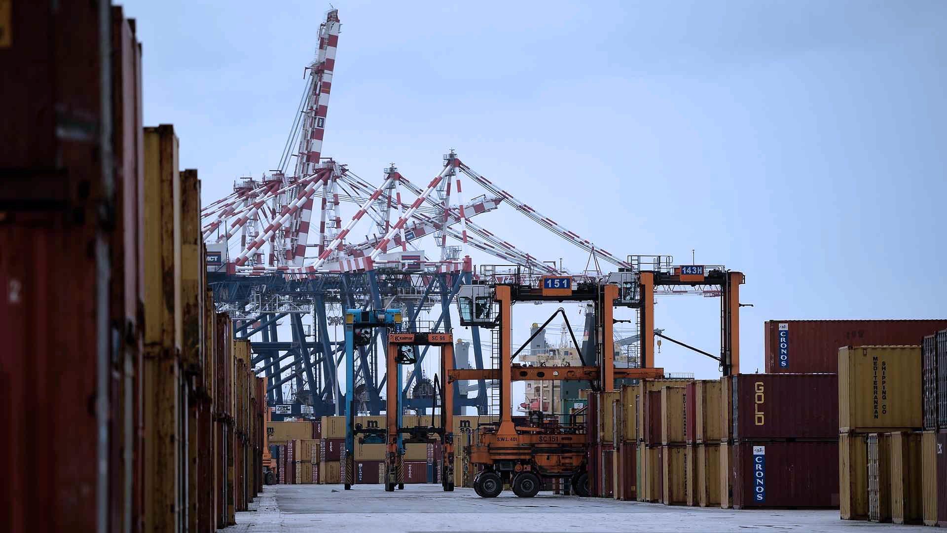 Gioia Tauro è il primo porto di transhipment del Mediterraneo