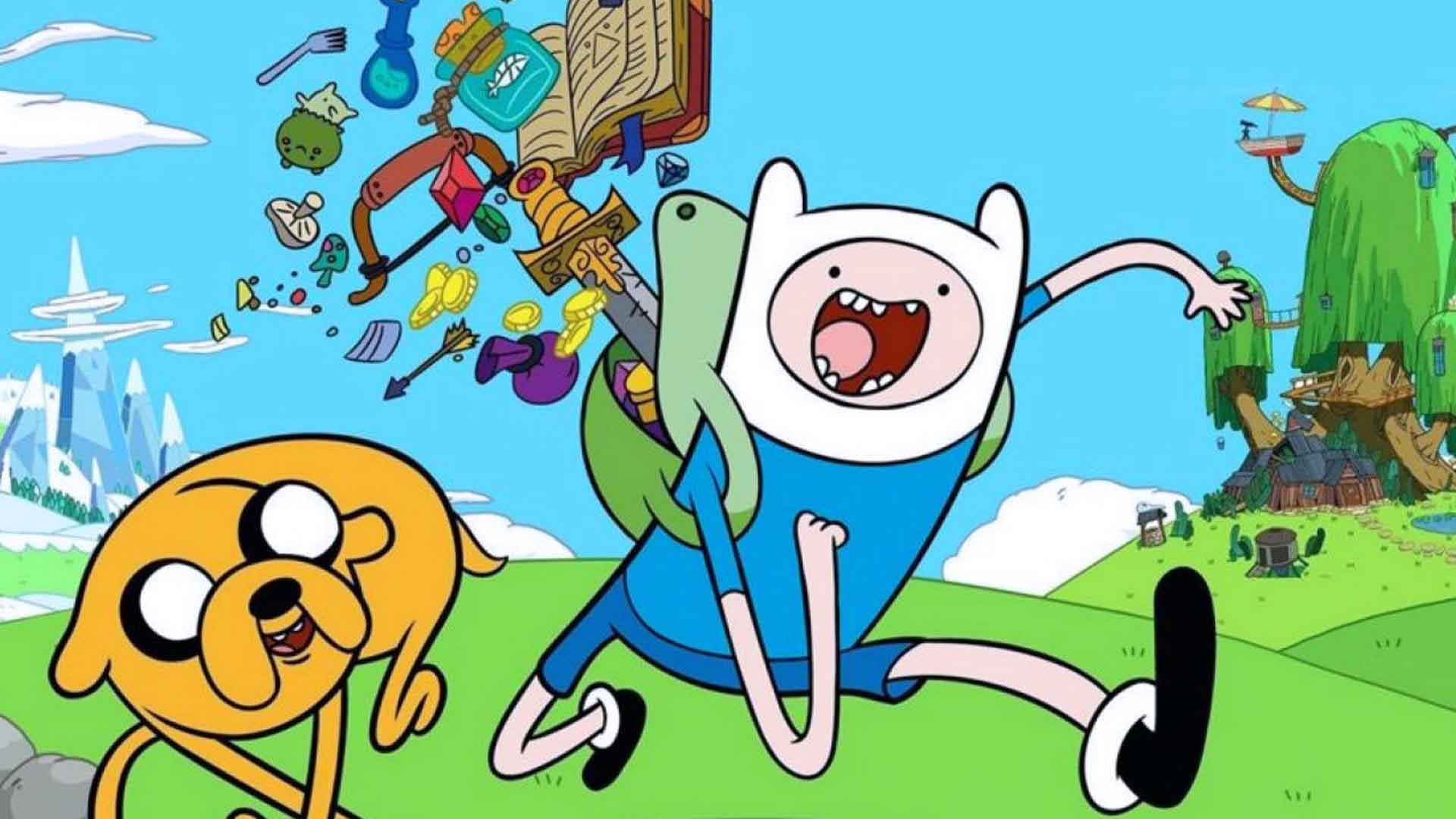 Adventure Time ha vinto su Bojack Horseman