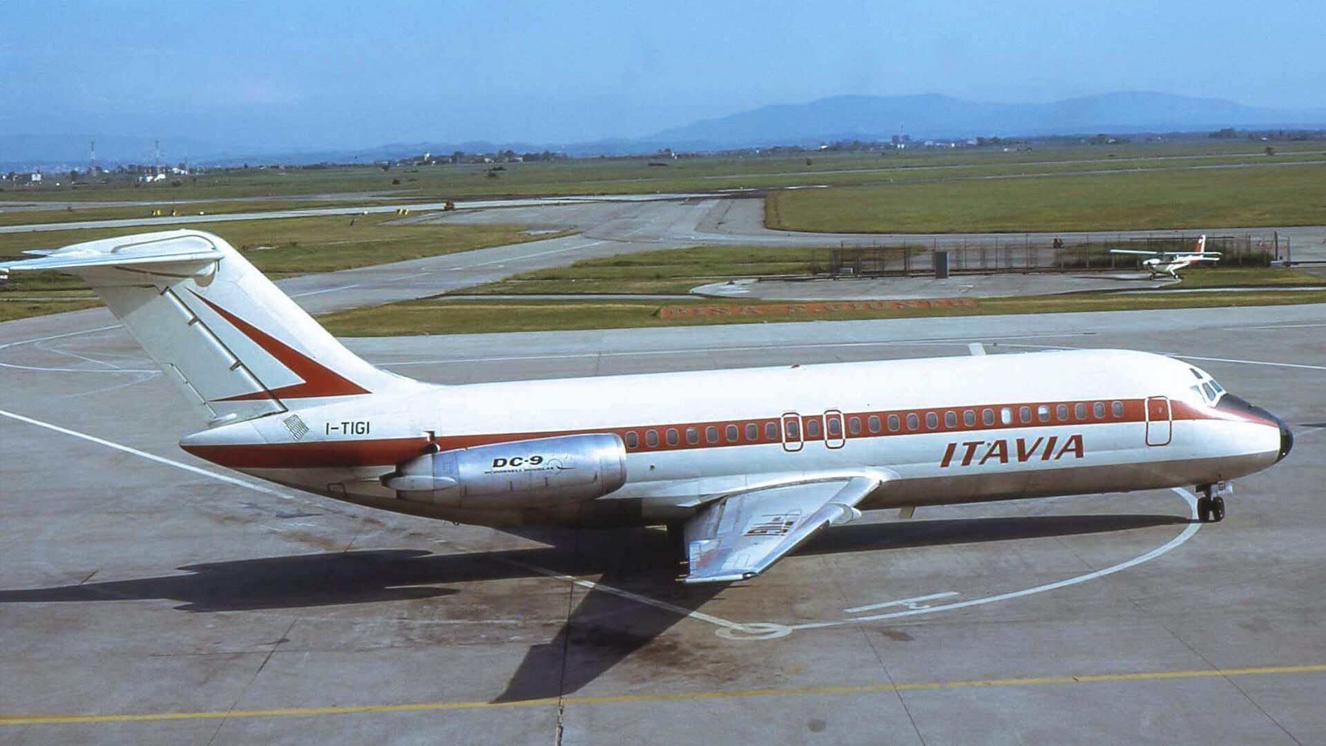 La strage di Ustica è stato il più grande disastro aereo italiano dopo Linate