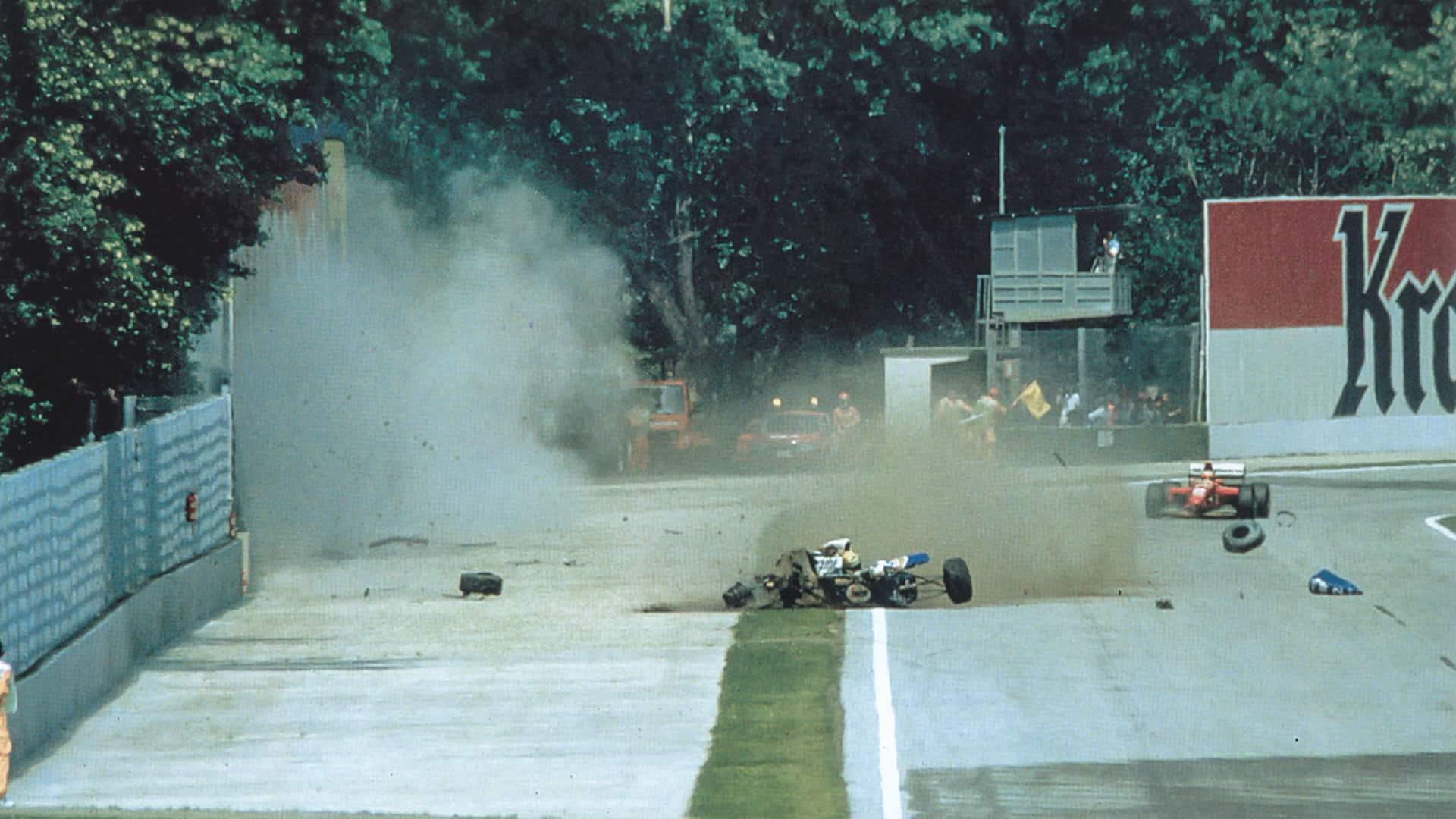 A Imola, 25 anni fa, moriva in un terribile incidente Ayrton Senna