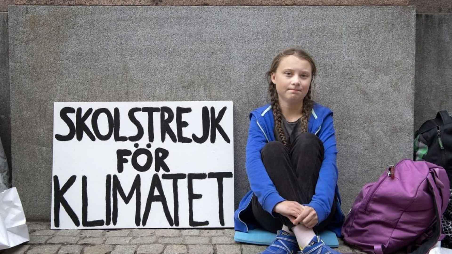 Greta Thunberg ha vinto su Joshua Wong