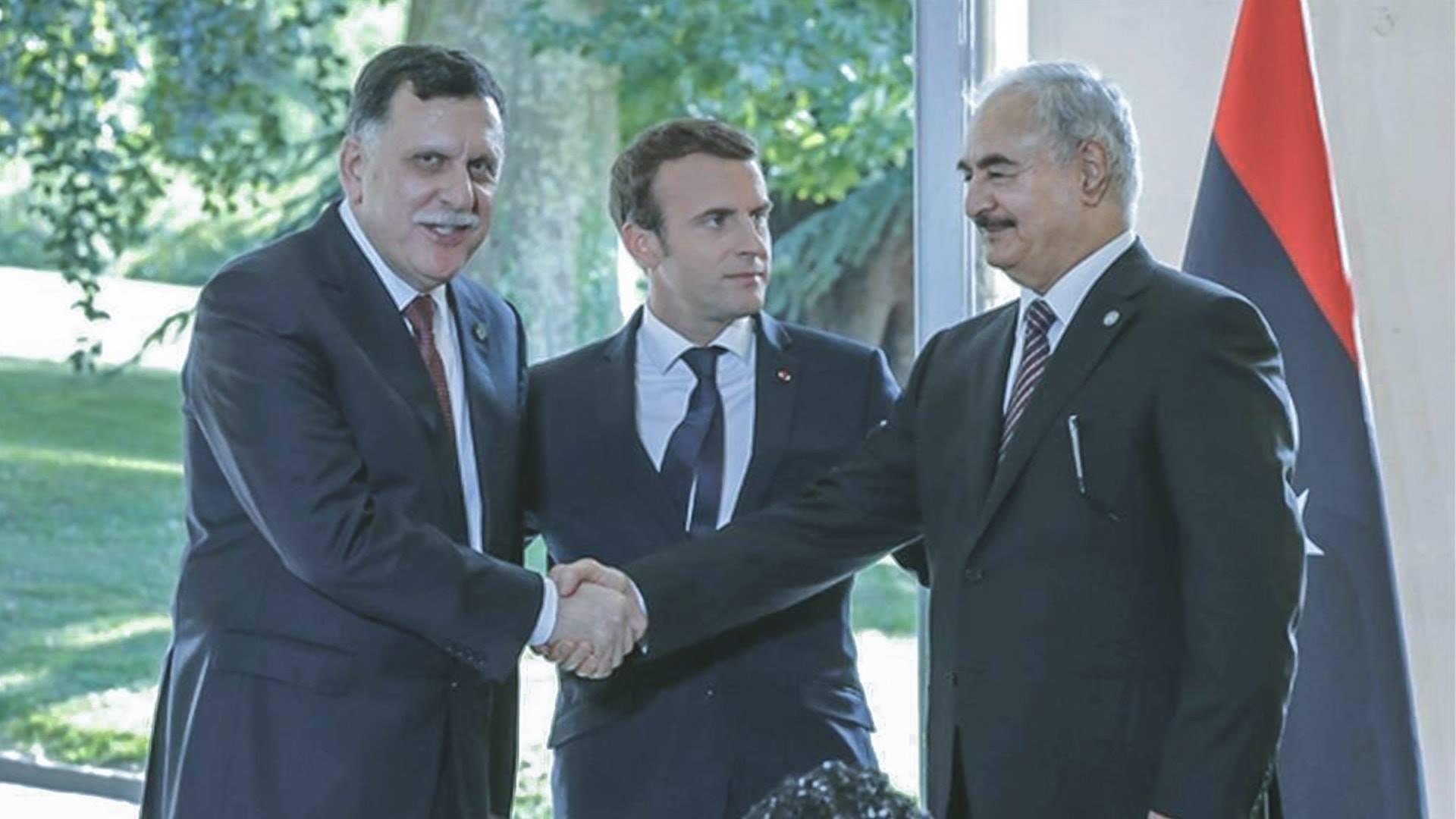 Macron e la Francia si sono avvicinati sempre più ad Haftar