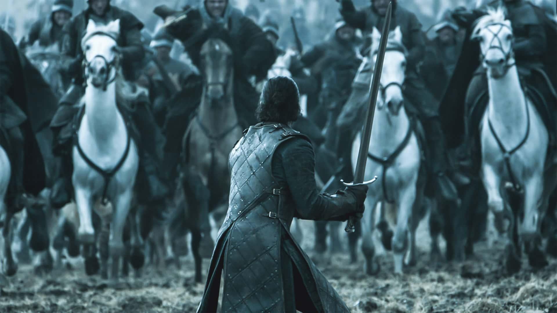 Una produzione faraonica come Game of Thrones è troppo per il mercato italiano