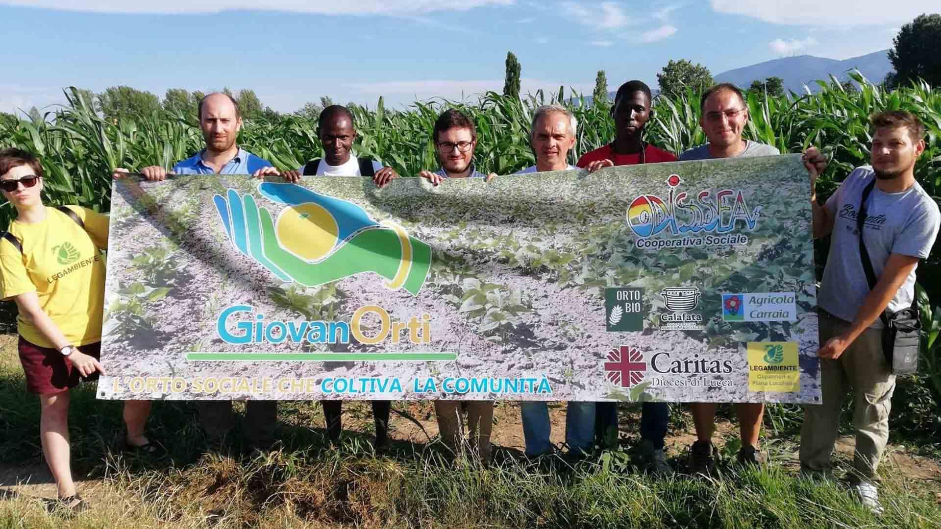 Ortofficina e altre associazioni fanno agricoltura sostenibile