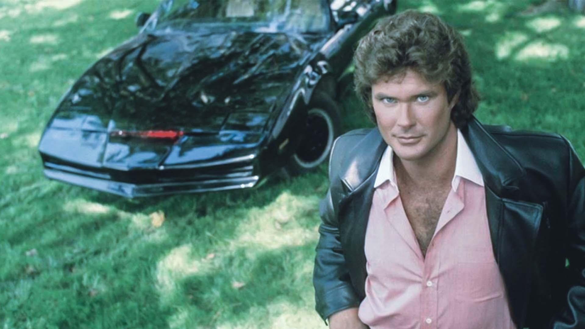 Le auto erano le vere star degli anni 80