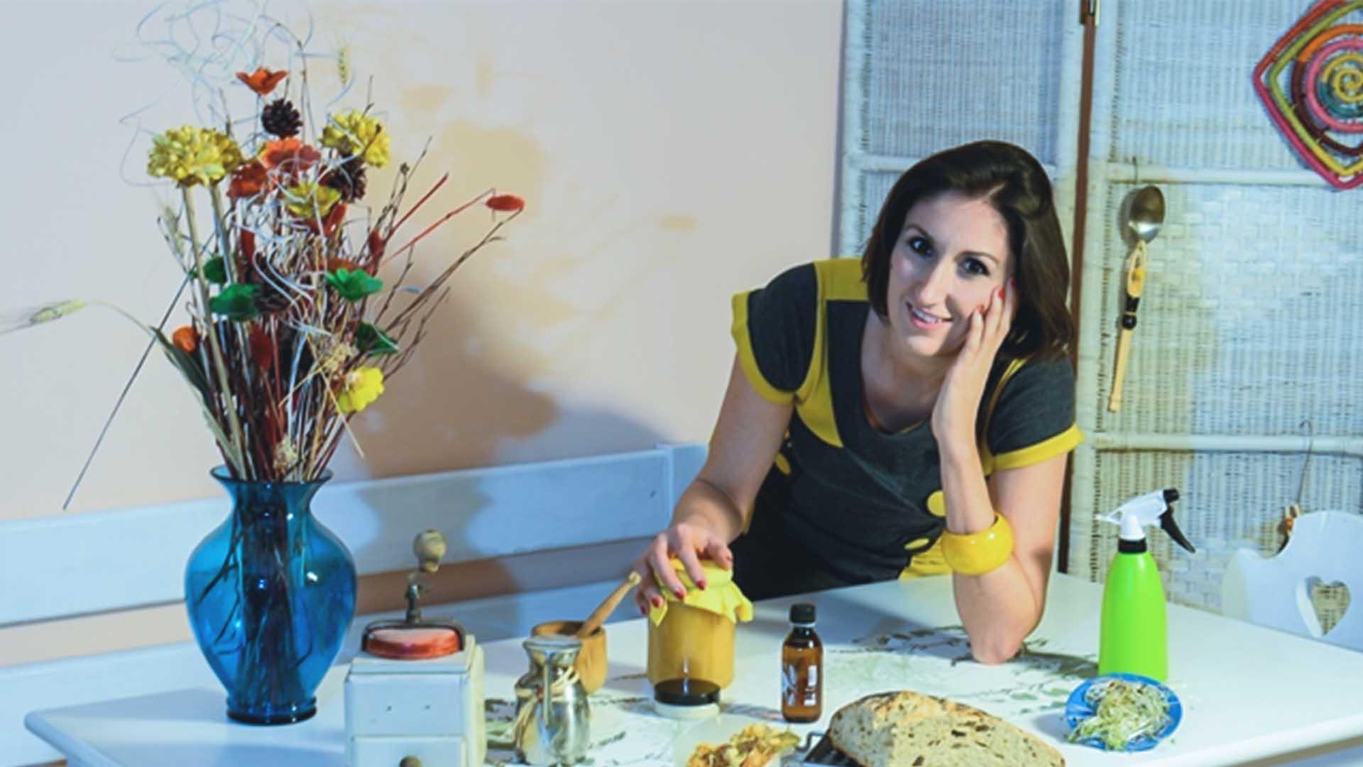 Lucia Cuffaro, con Autoproduciamo, è una delle pioniere dell