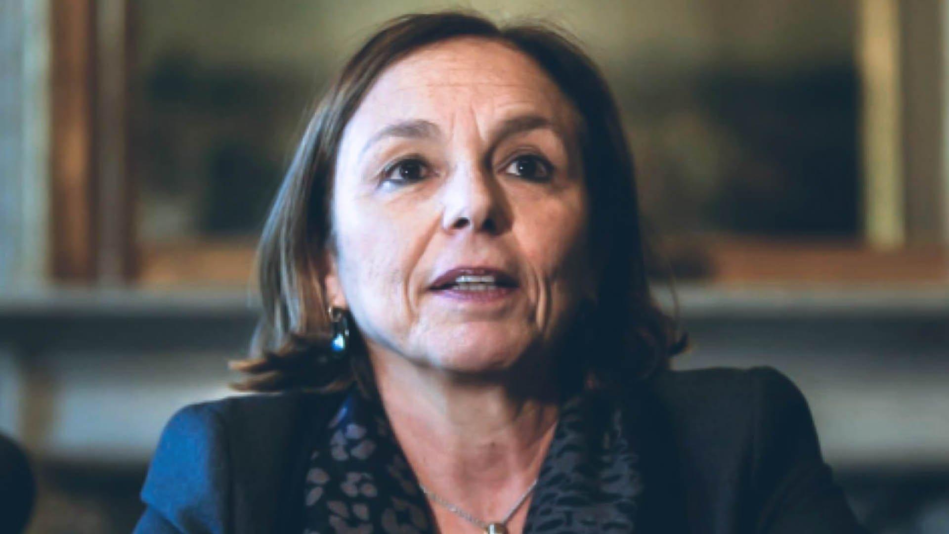 La ministra Luciana Lamorgese