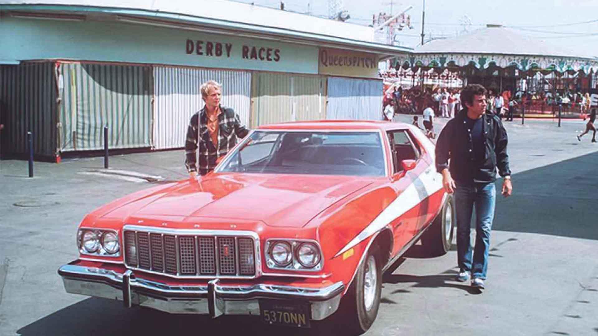La Gran Torino di Starsky e Hutch è tornata protagonista nel 2009 con il film di Clint Eastwood