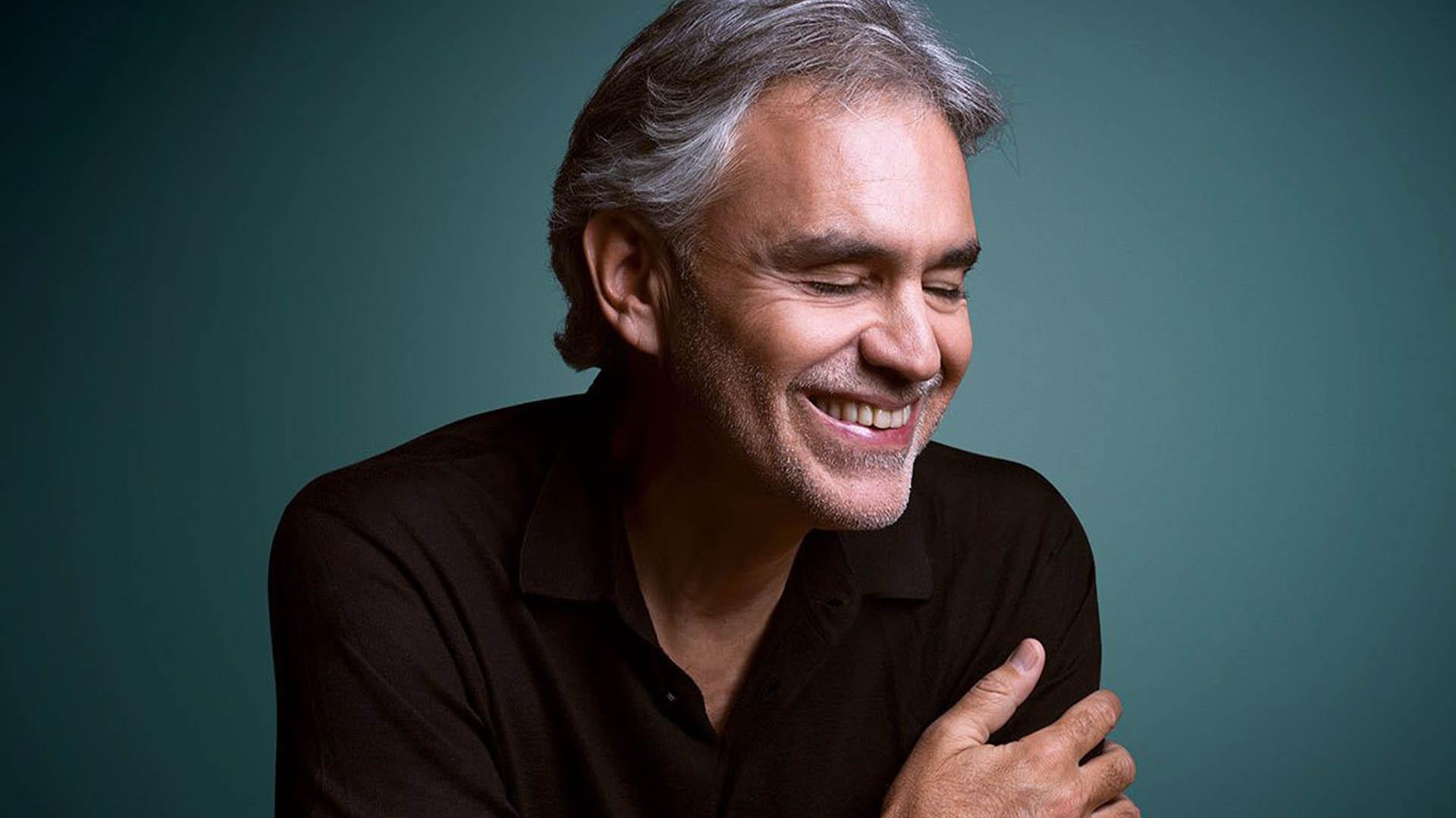 Andrea Bocelli, mescolando lirica e pop, ha cambiato la musica