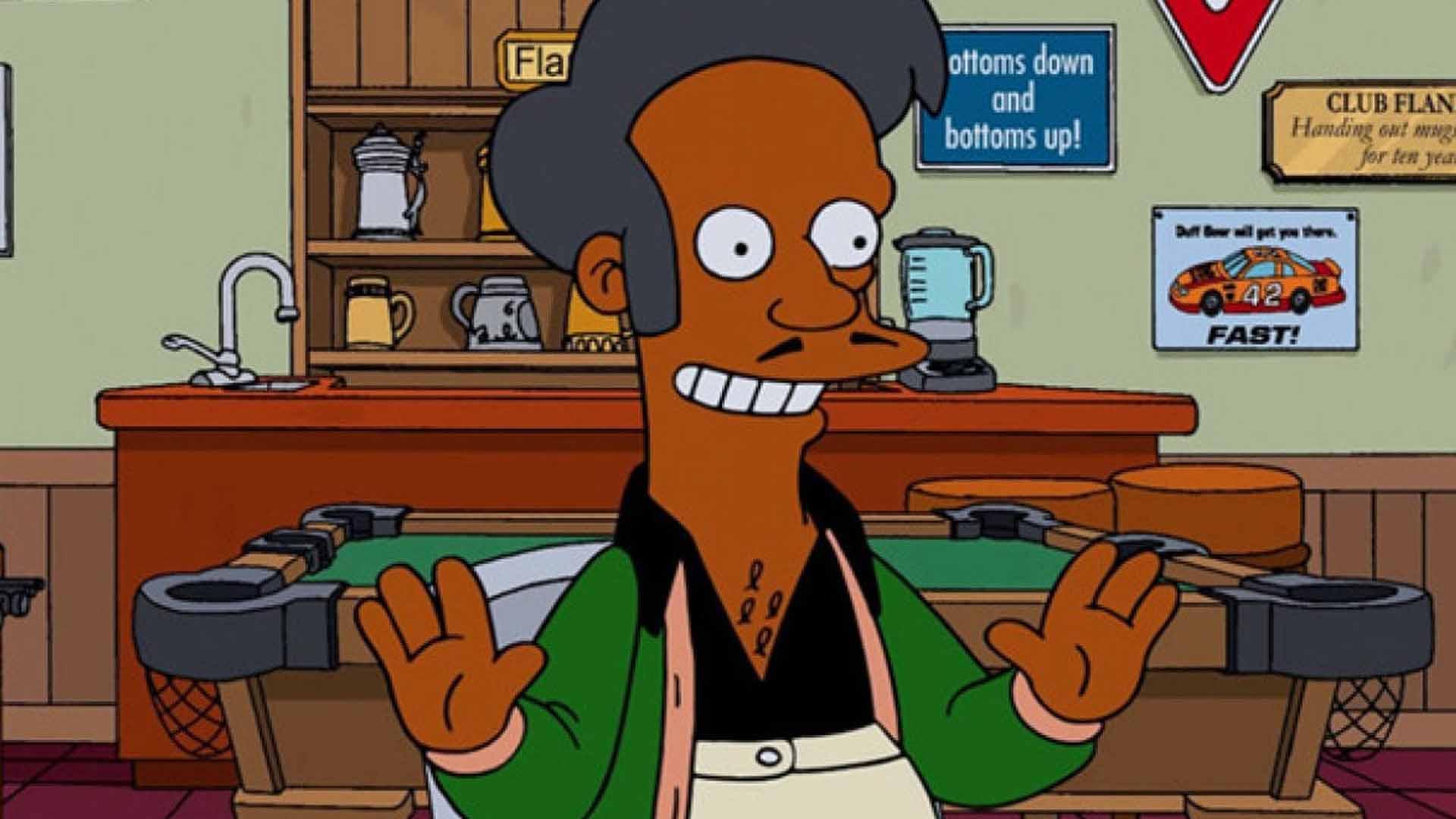 La polemica su Apu ha creato problemi ai Simpson