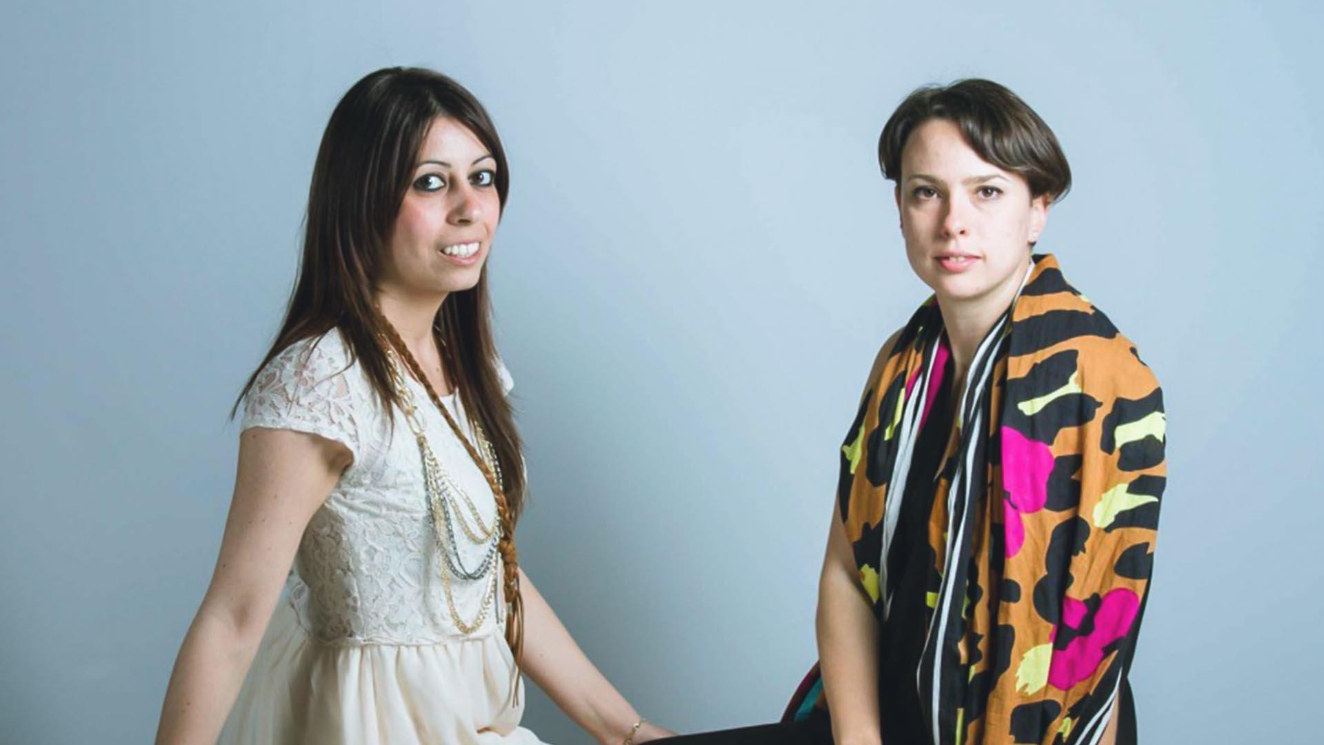 Enrica Arena e Adriana Santanocito sono le ideatrici di Orange Fiber