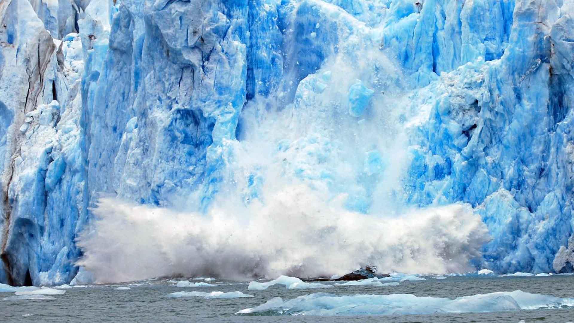 Il global warming sta sciogliendo i ghiacciai della Groenlandia